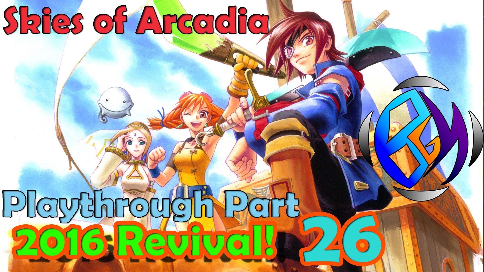 Skies of Arcadia Wallpaper (71+ images) - photo#21