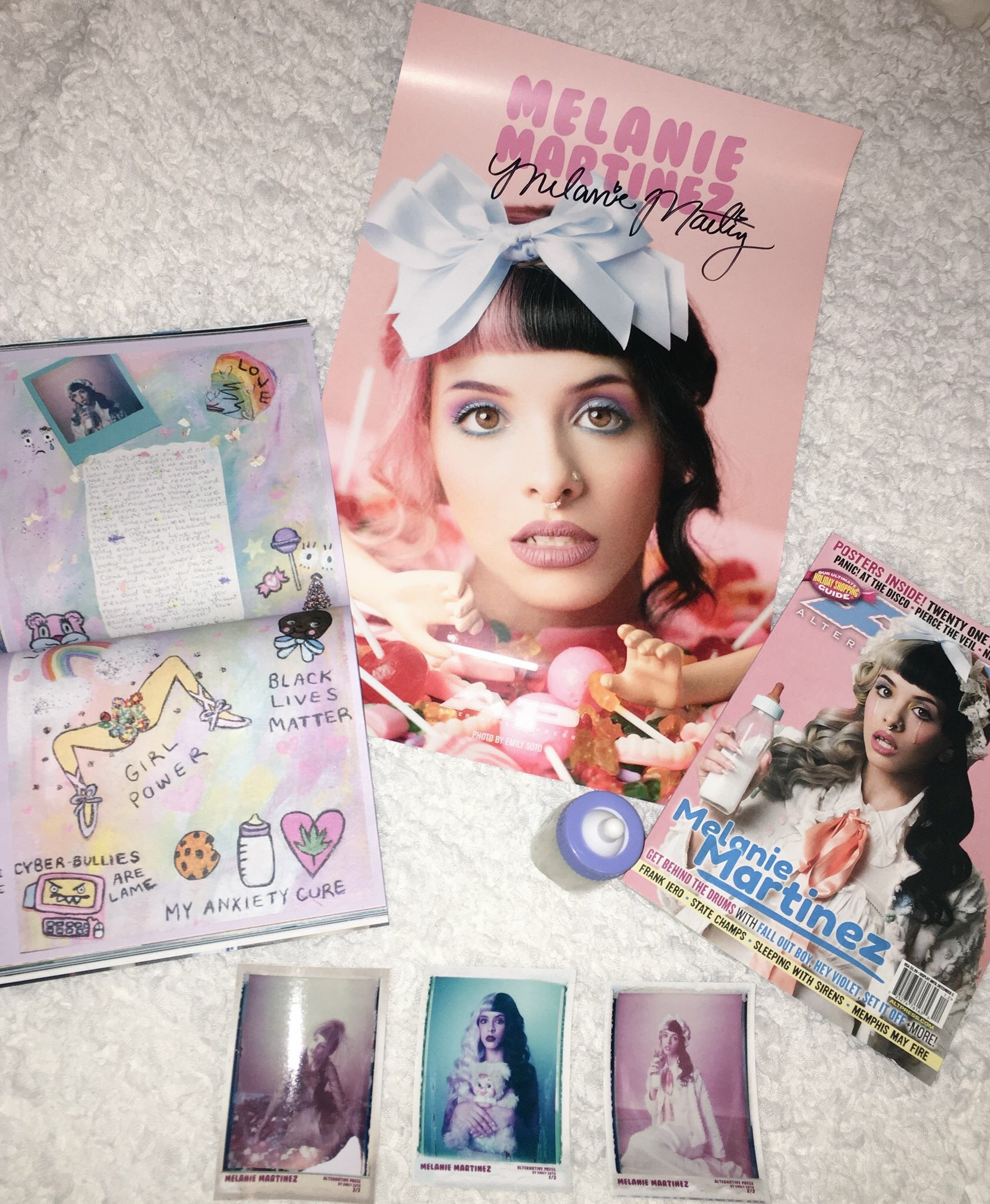 1683x2048 Melanie Martinez for ALT PRESS MAGAZINE // photo: @macie_dancer · CrybabyMagazine  ...