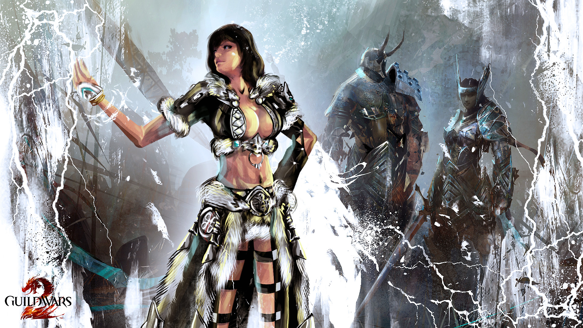 1920x1080 Wallpapers Of The Day: Guild Wars 2 |  px Guild Wars 2 Backgrounds