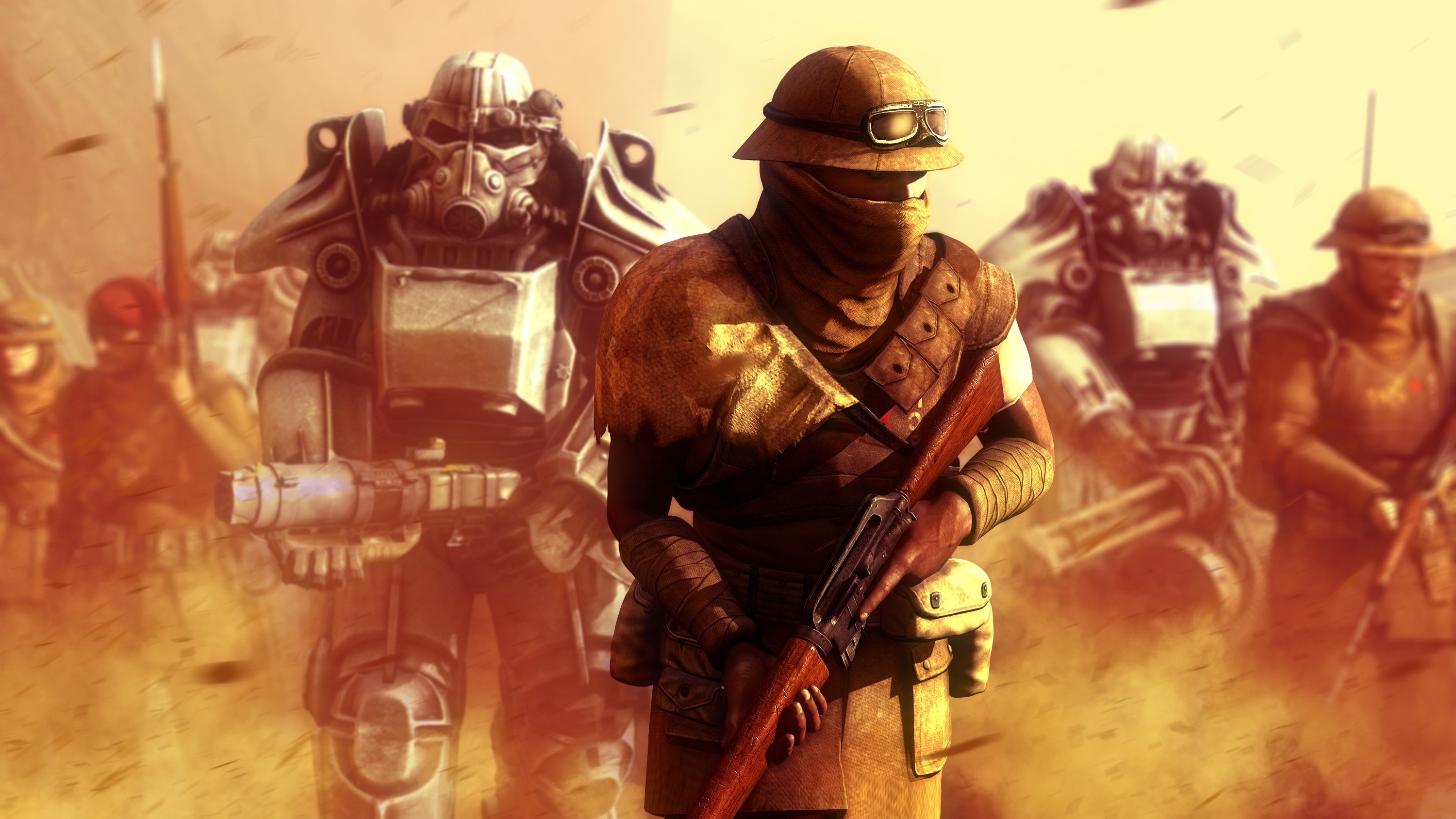 1920x1200 Fallout New Vegas Wallpapers 1080p Wallpaper Cave