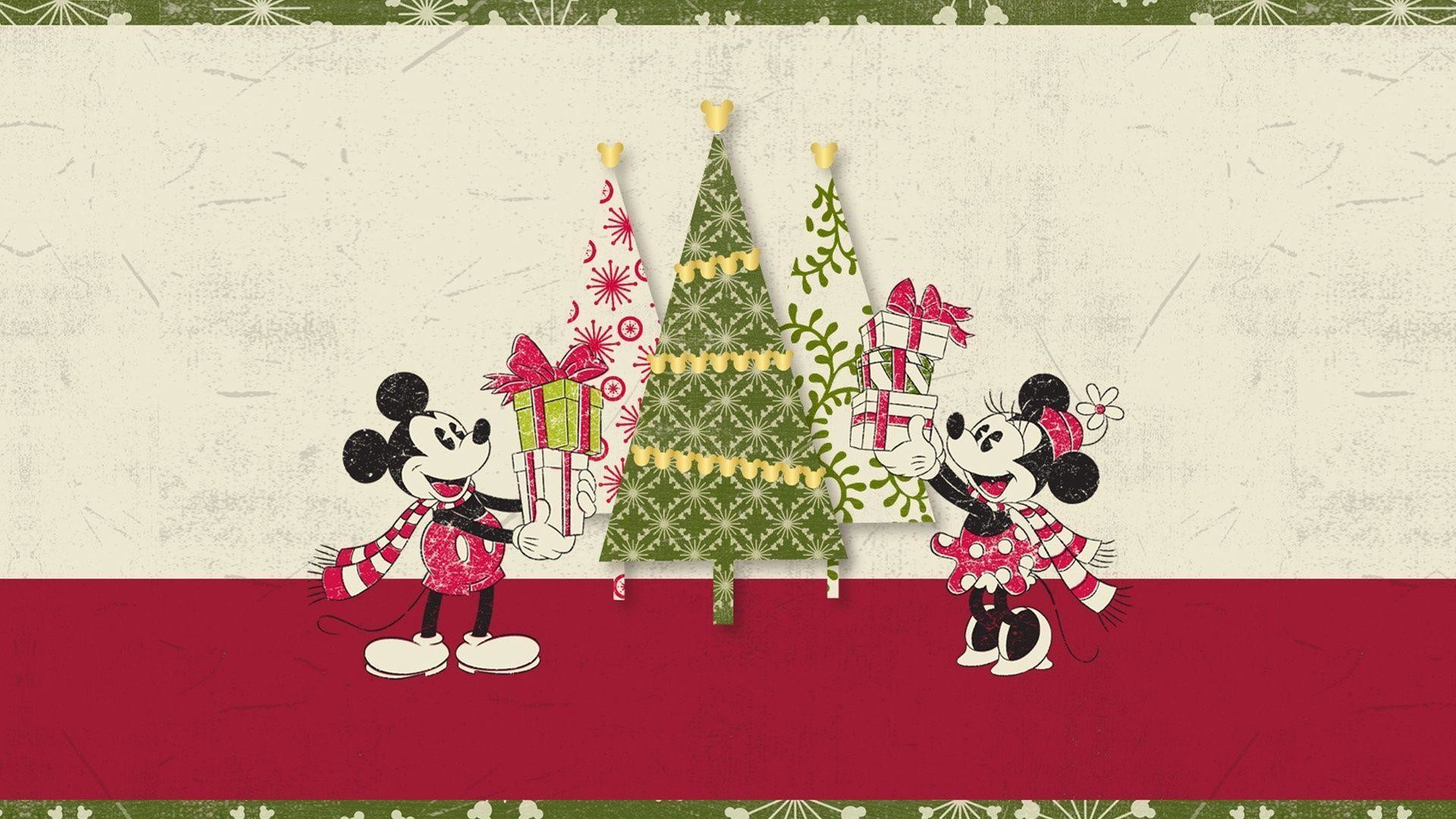 1920x1080 Disney Christmas Backgrounds - Wallpaper Cave