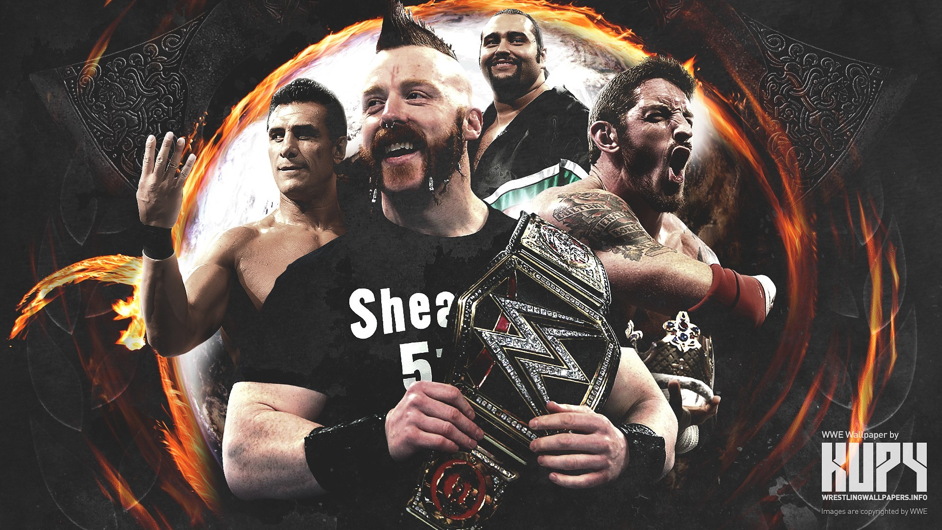 WWE Wrestling Wallpapers (61+ Images