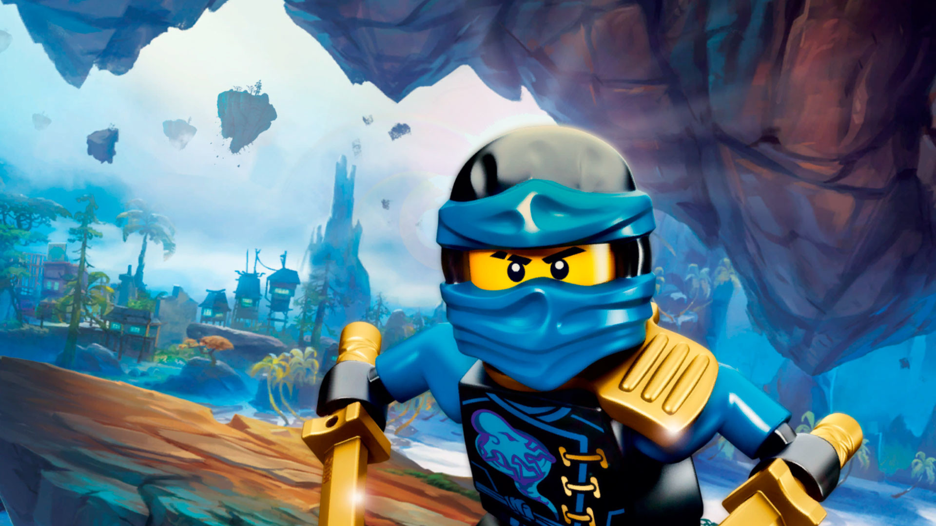 Ninjago hd wallpaper 71 images - Lego ninjago d or ...