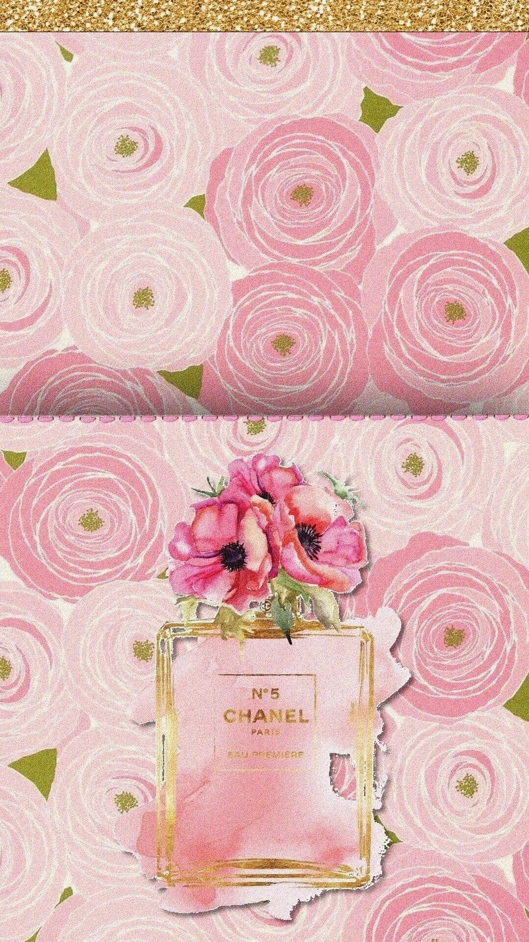 Pink Chanel Wallpaper 54 images