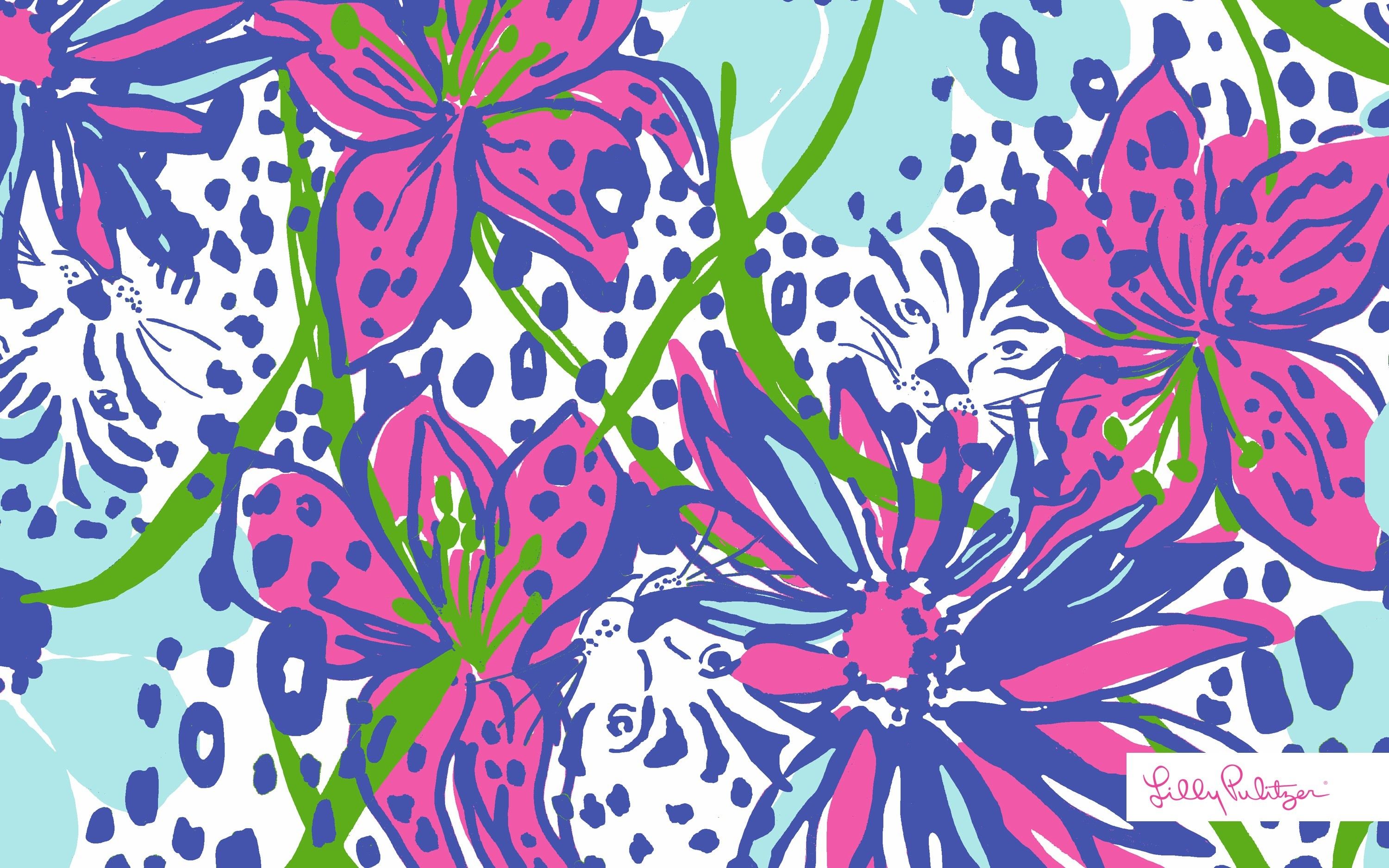 Lilly Pulitzer Wallpaper Backgrounds 65 images