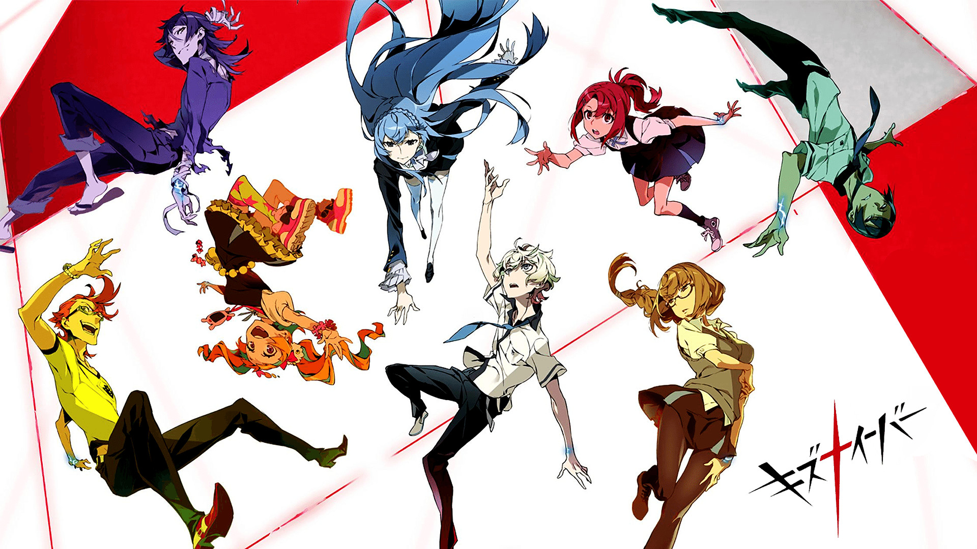 1920x1080 Kiznaiver (), HQ Backgrounds | HD wallpapers Gallery .