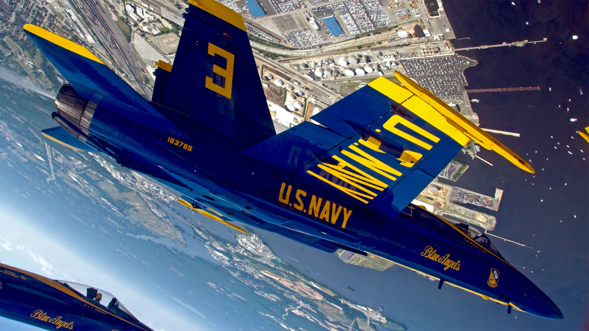 1920x1080 Blue Angels Wallpaper Desktop Post your desktop - ffxiah.com