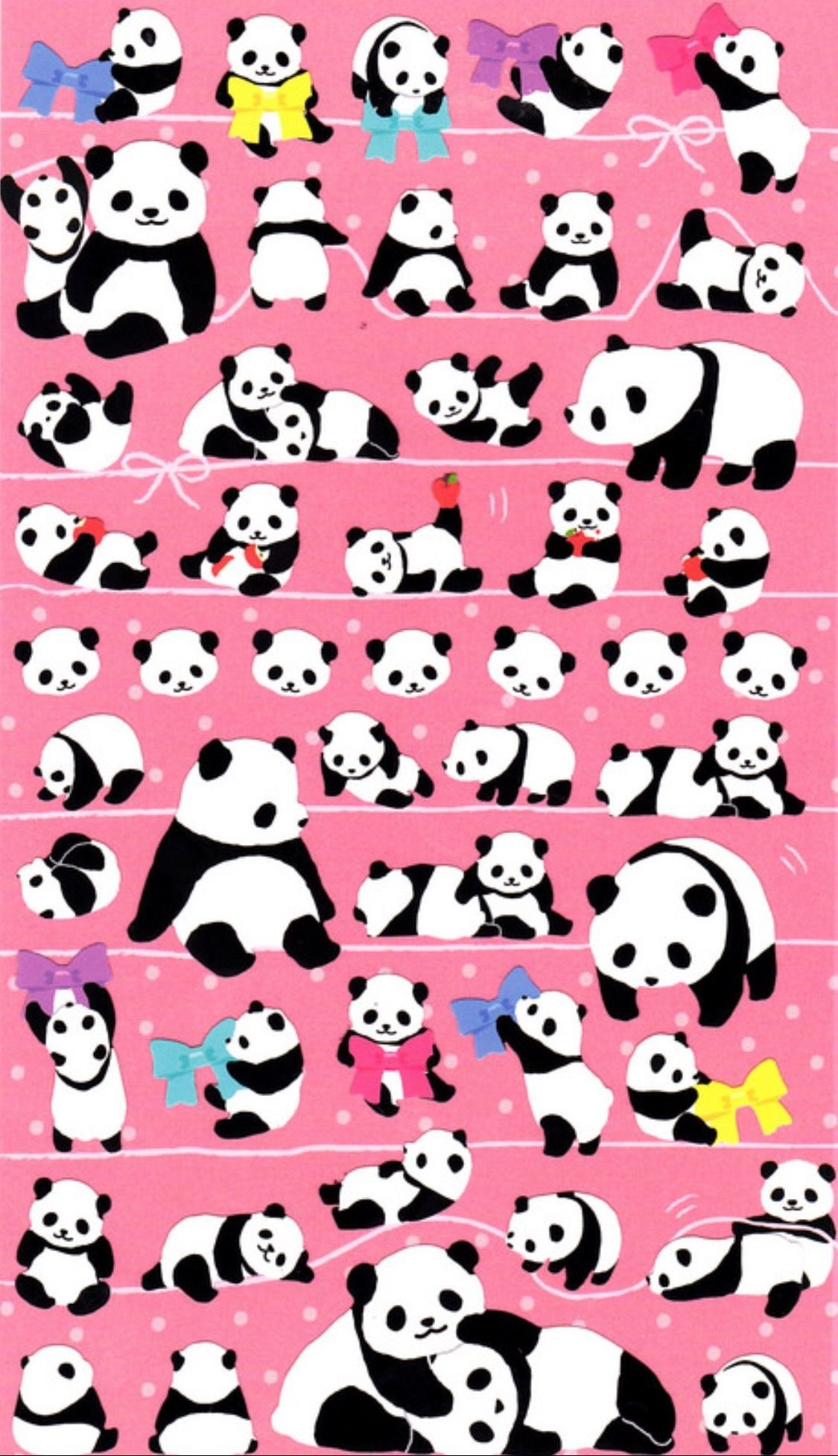 Pink Panda Wallpaper (66+ images)