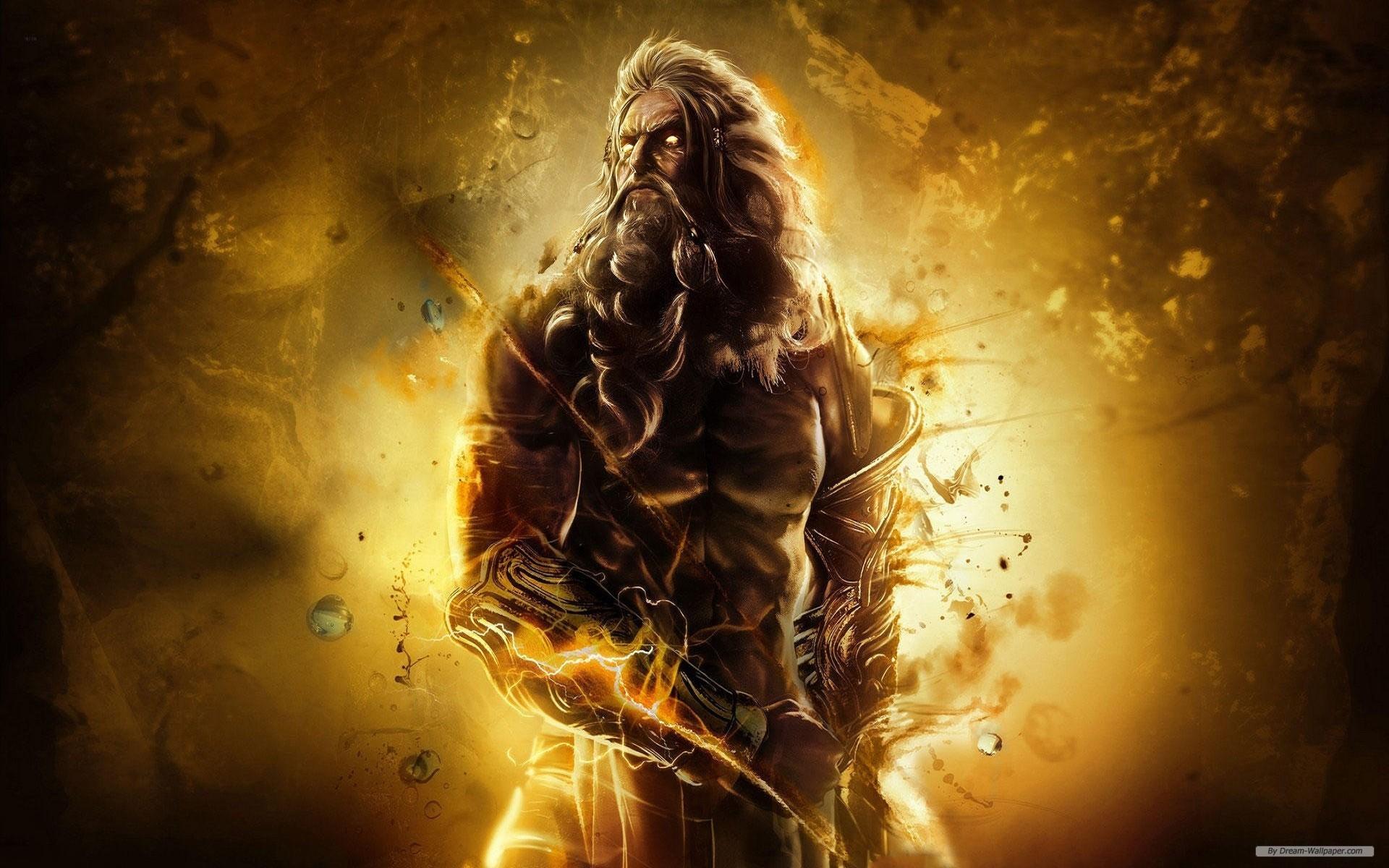 Zeus Wallpaper Hd 79 Images