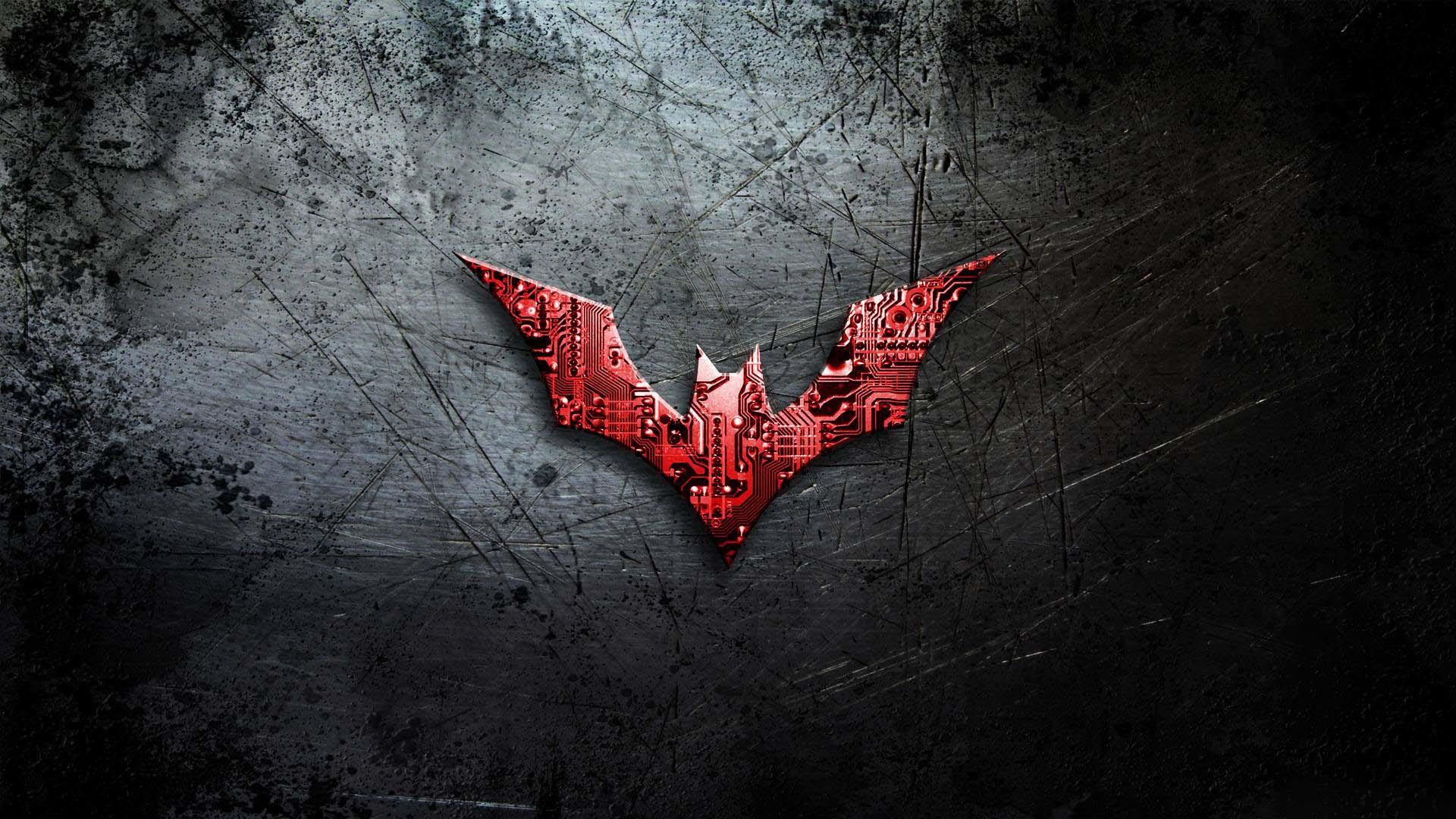 1920x1080 Batman Logo Wallpaper 30