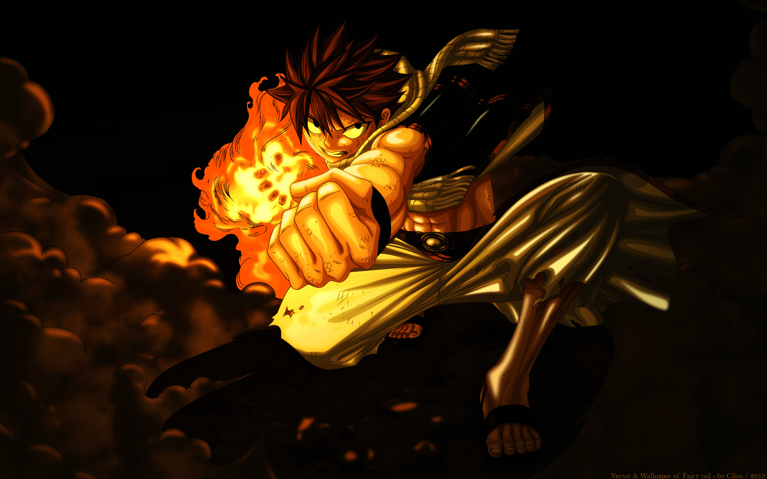 2560x1600 Tags: Anime, FAIRY TAIL, Natsu Dragneel,  Wallpaper, Wallpaper, HD