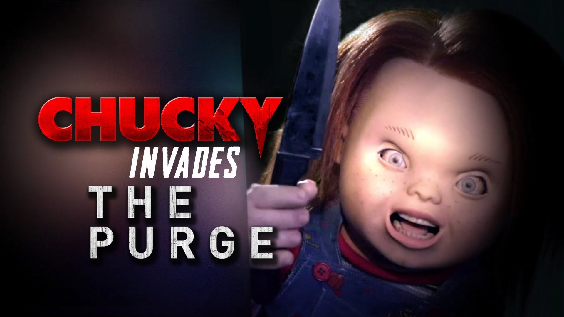 1920x1080 [Random Cool] Watch Chucky Invade Other Horror Flicks, Like 'Psycho'! -  Bloody Disgusting!
