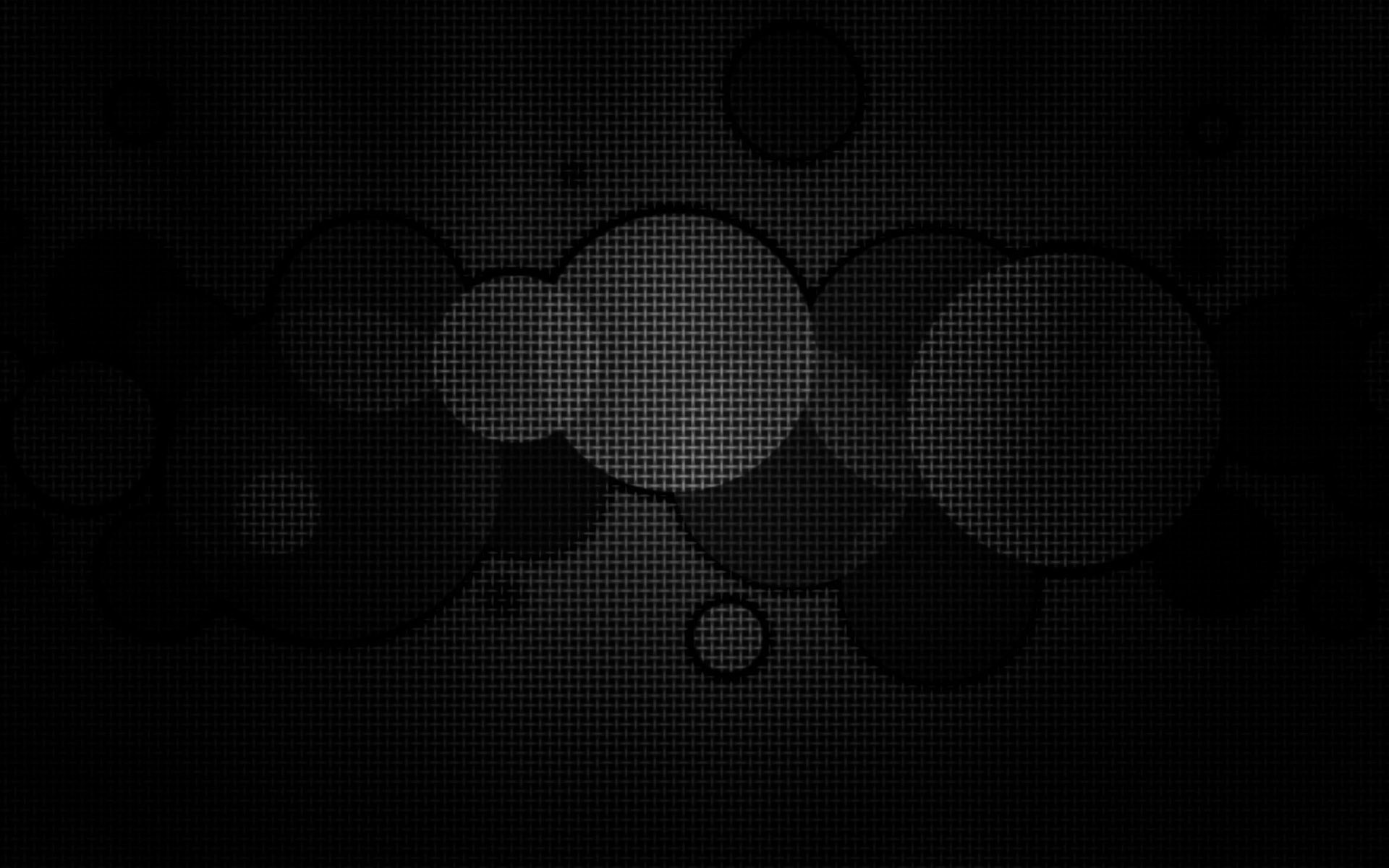 1920x1200 Black Wallpaper Abstract