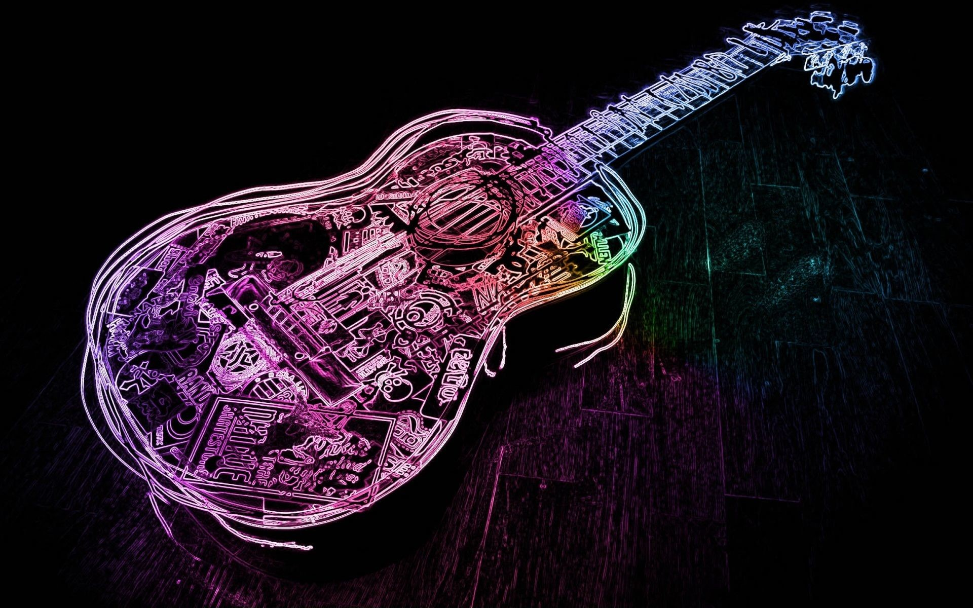 1920x1200 In Gallery Guitar Background Wallpaper Guitar HD Wallpapers | HD