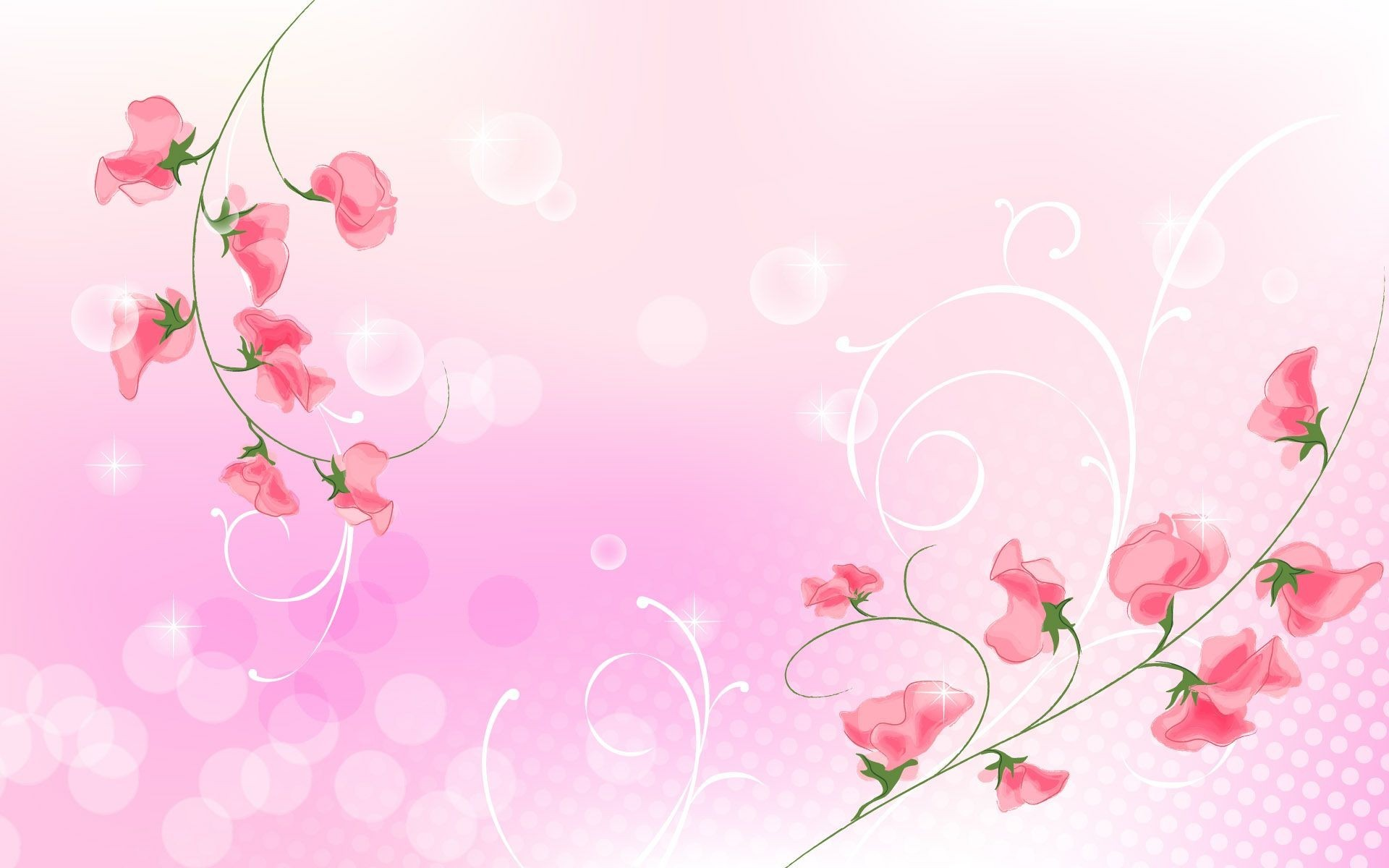1920x1200  cool pink background  full hd