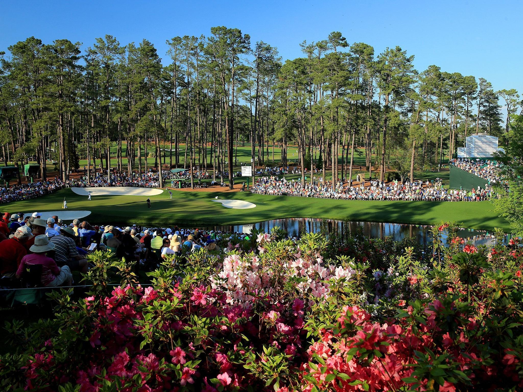 Res: 2048x1536, Masters 2019: Hole-by-hole course guide to Augusta National | The  Independent
