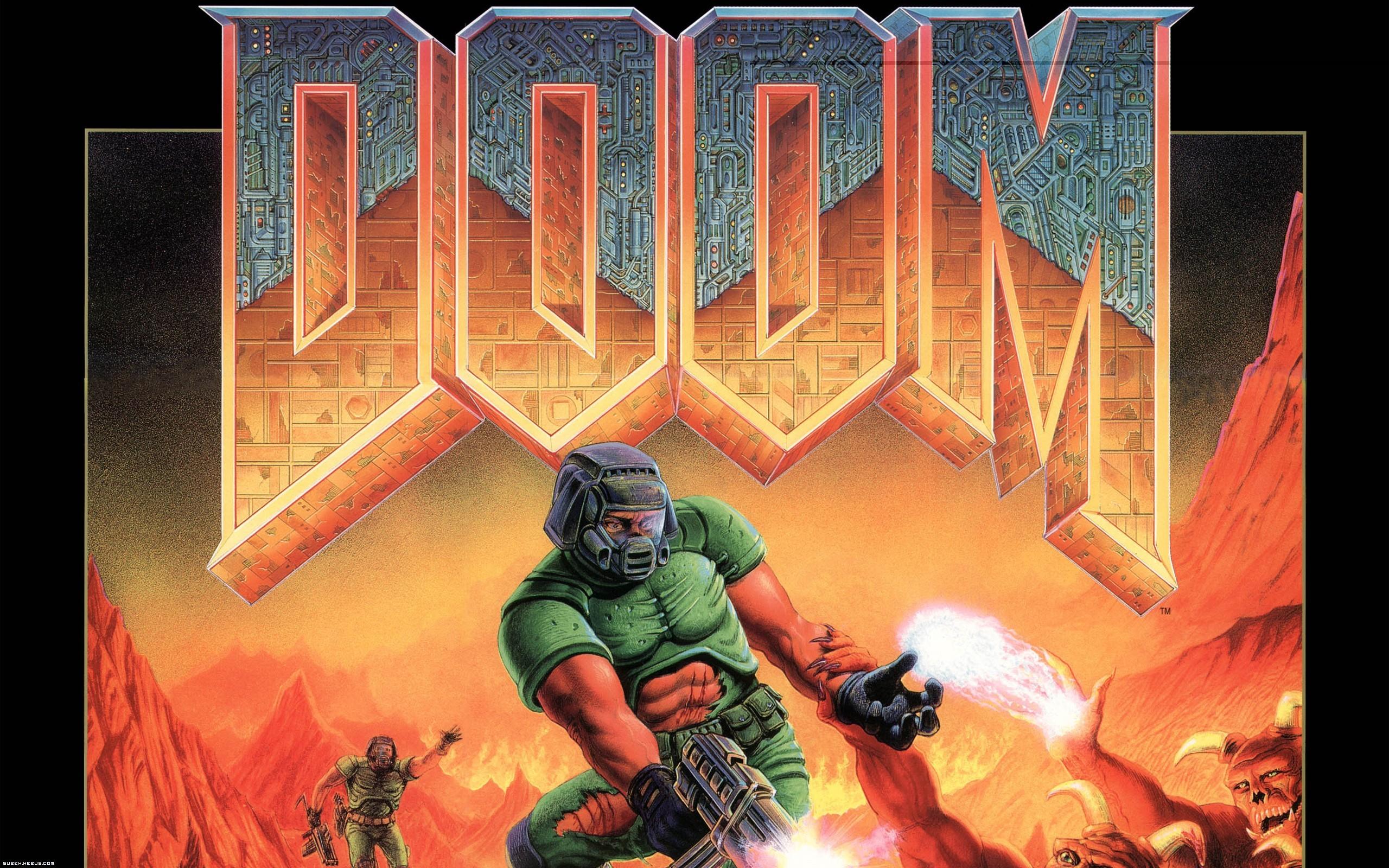 Doom 4k Wallpaper 59 Images