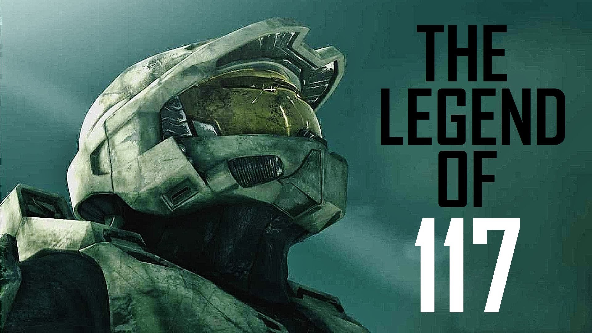 1920x1080 The Legend of 117 - Halo: The Master Chief Collection Trailer [Fan-Made] -  YouTube