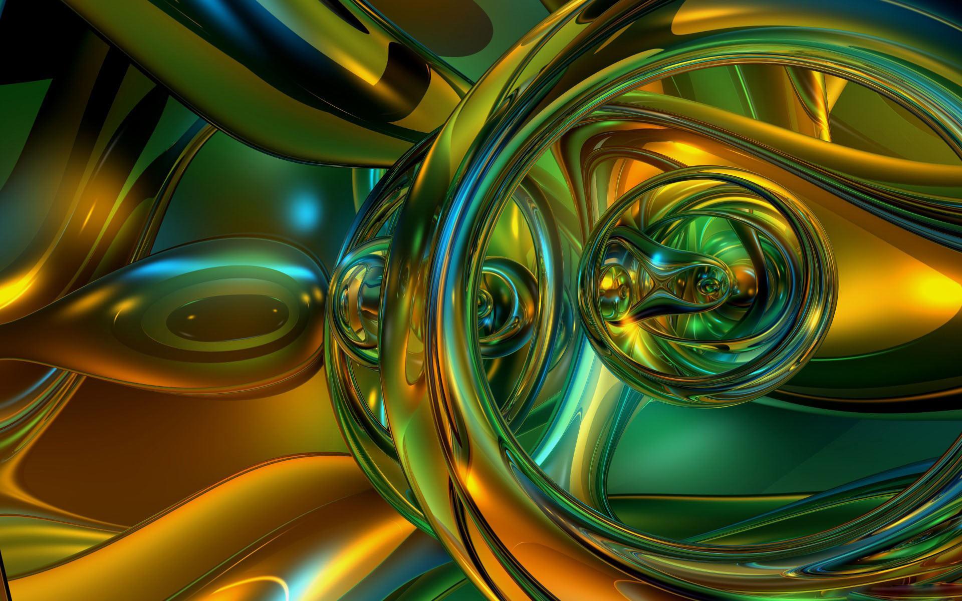 3D Desktop Backgrounds (55+ Images