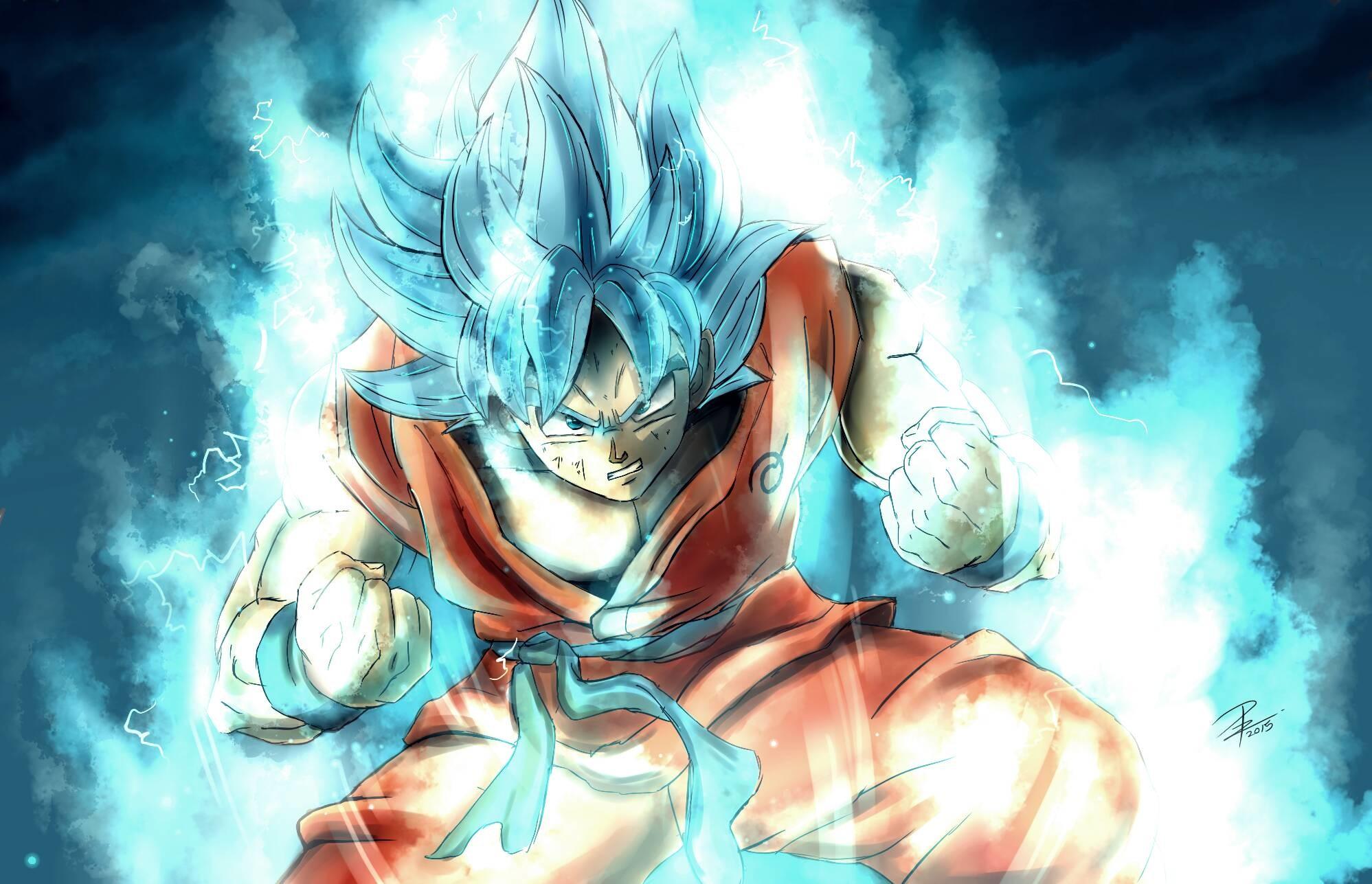 Wallpaper Of Goku 80 Images