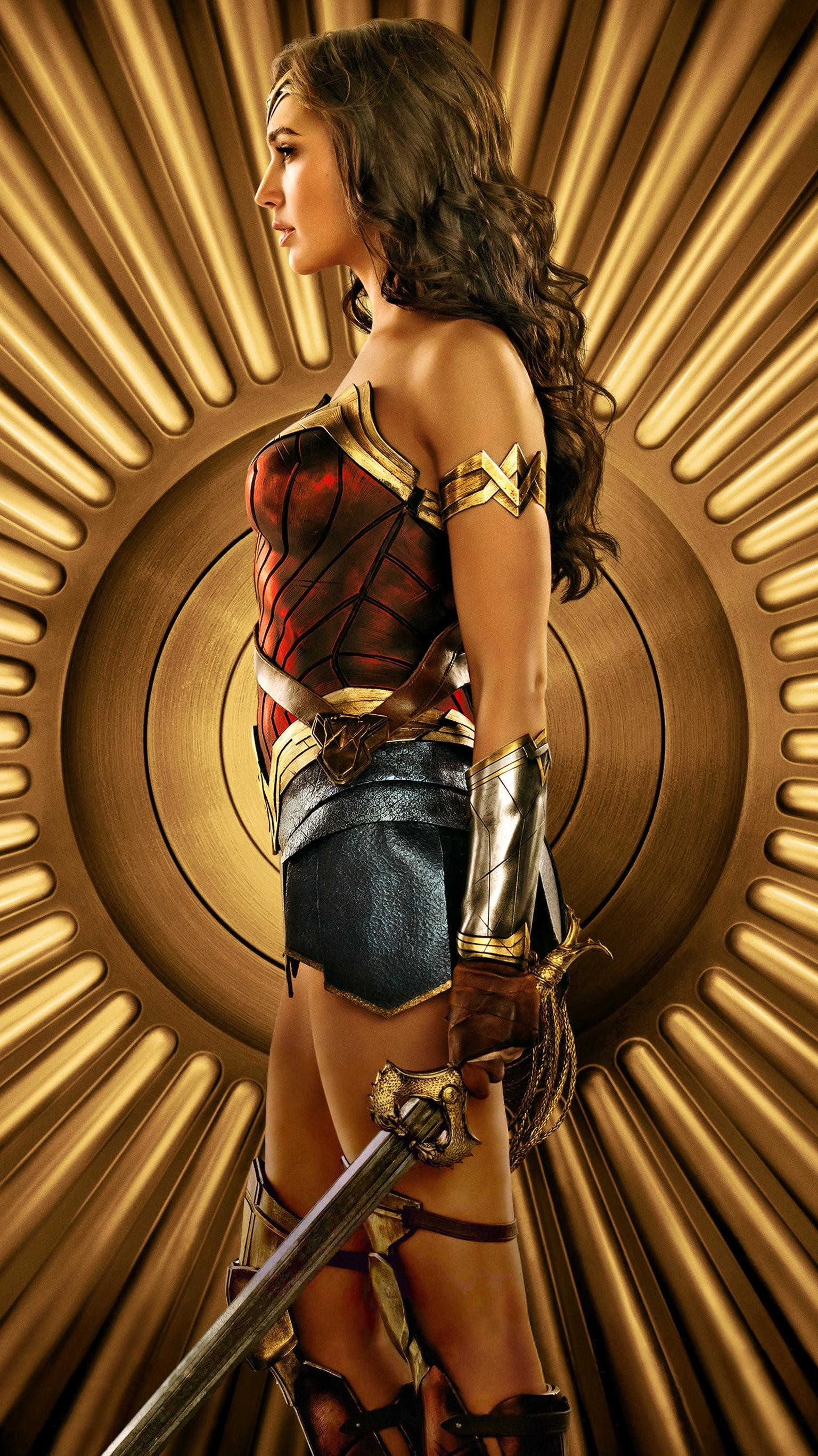 "1536x2732 Wallpaper for ""Wonder Woman"" ..."