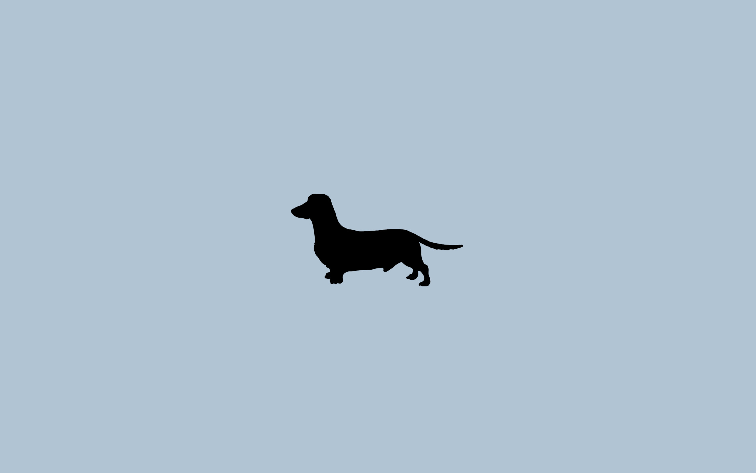 2560x1600 Download Minimalistic Dogs Wallpaper  | Wallpoper #365340