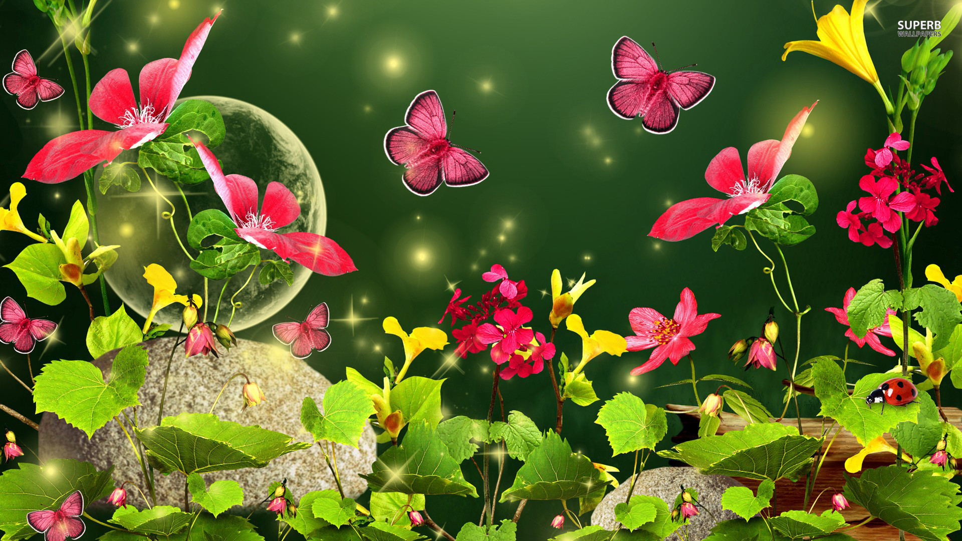 Butterfly Screensavers And Wallpapers 53 Images