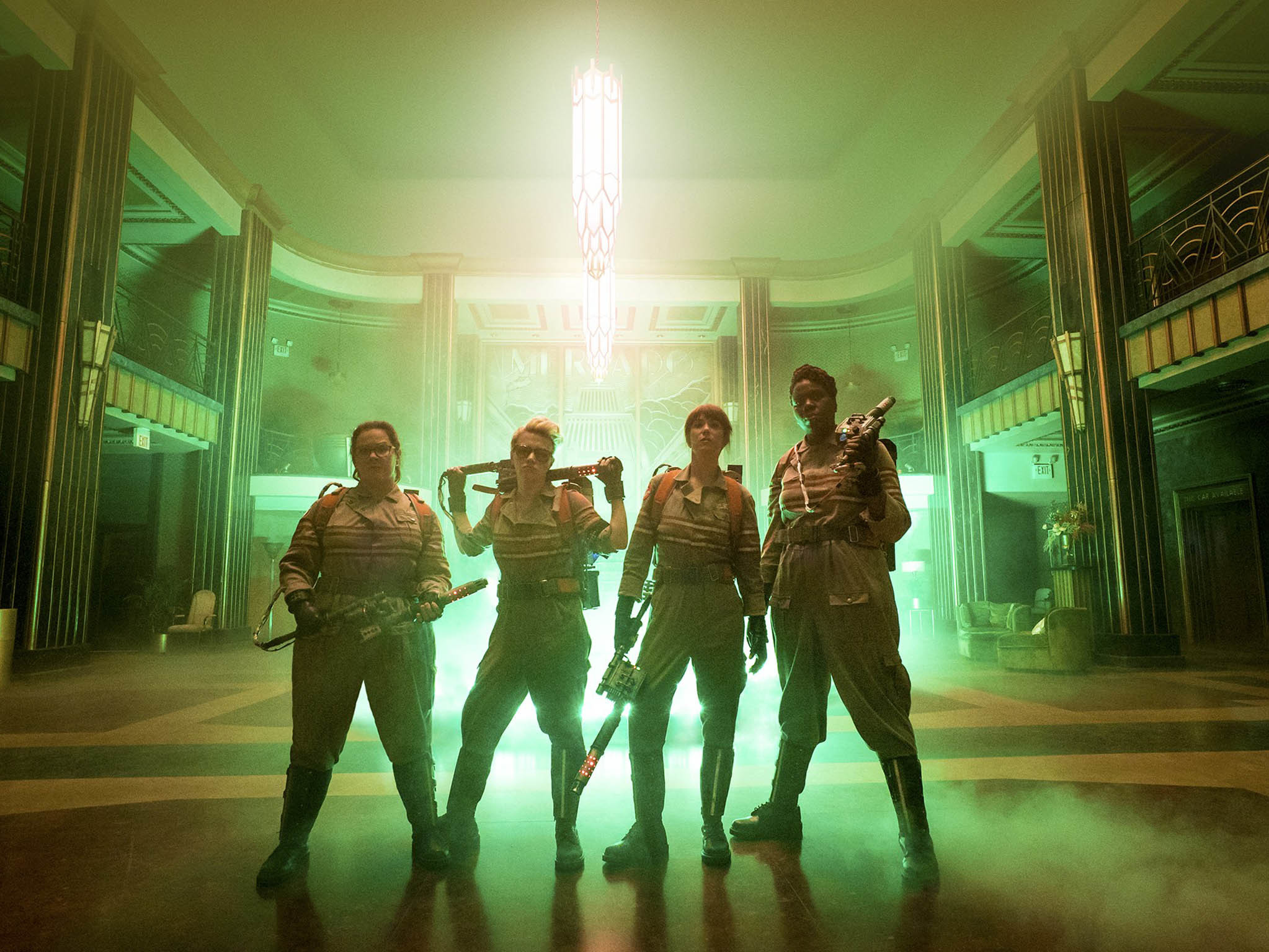 2046x1536 Hollywood's 80's film revival from all-female Ghostbusters to pensioner  Indiana Jones | The Independent