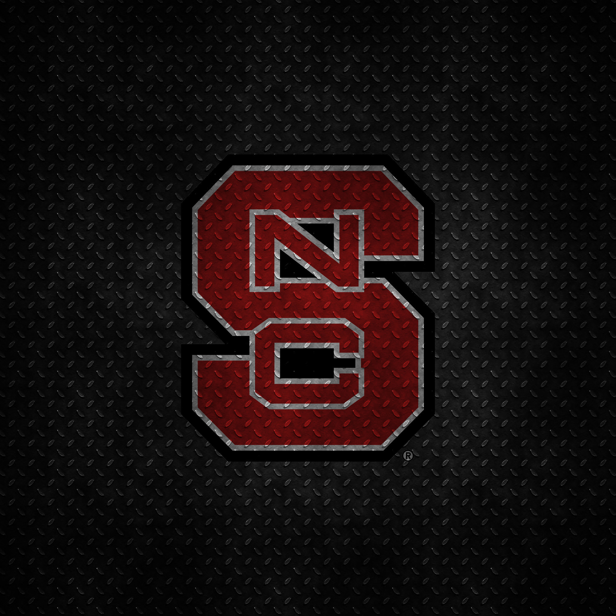 2048x2048 NC State Wolfpack football
