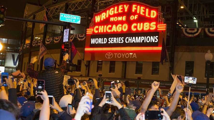 1920x1080  World Series 2016: Newspaper front pages capture magic of Cubs'  win | MLB | Sporting News