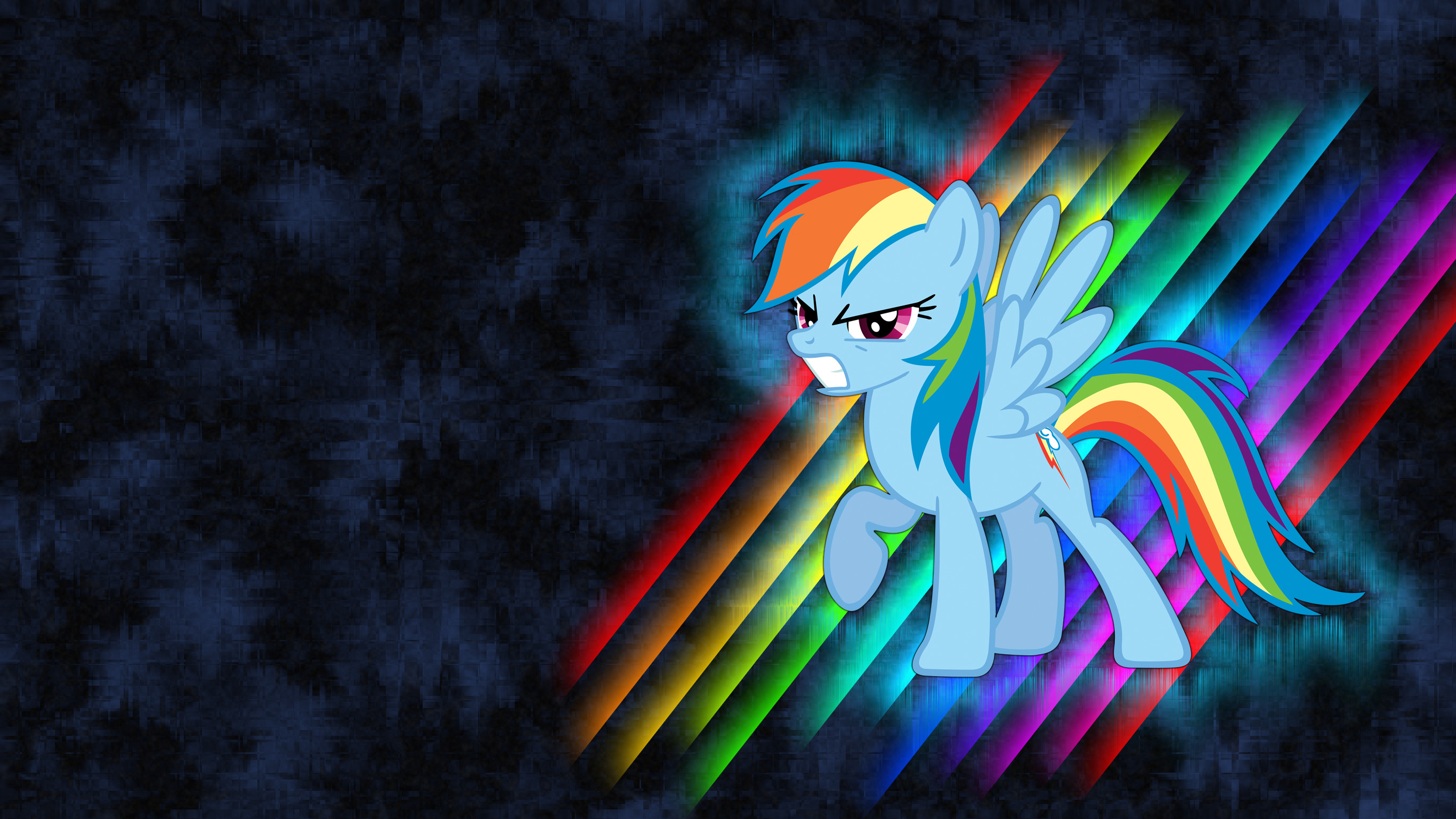 2732x1536 Rainbow dash wallpaper desktop.