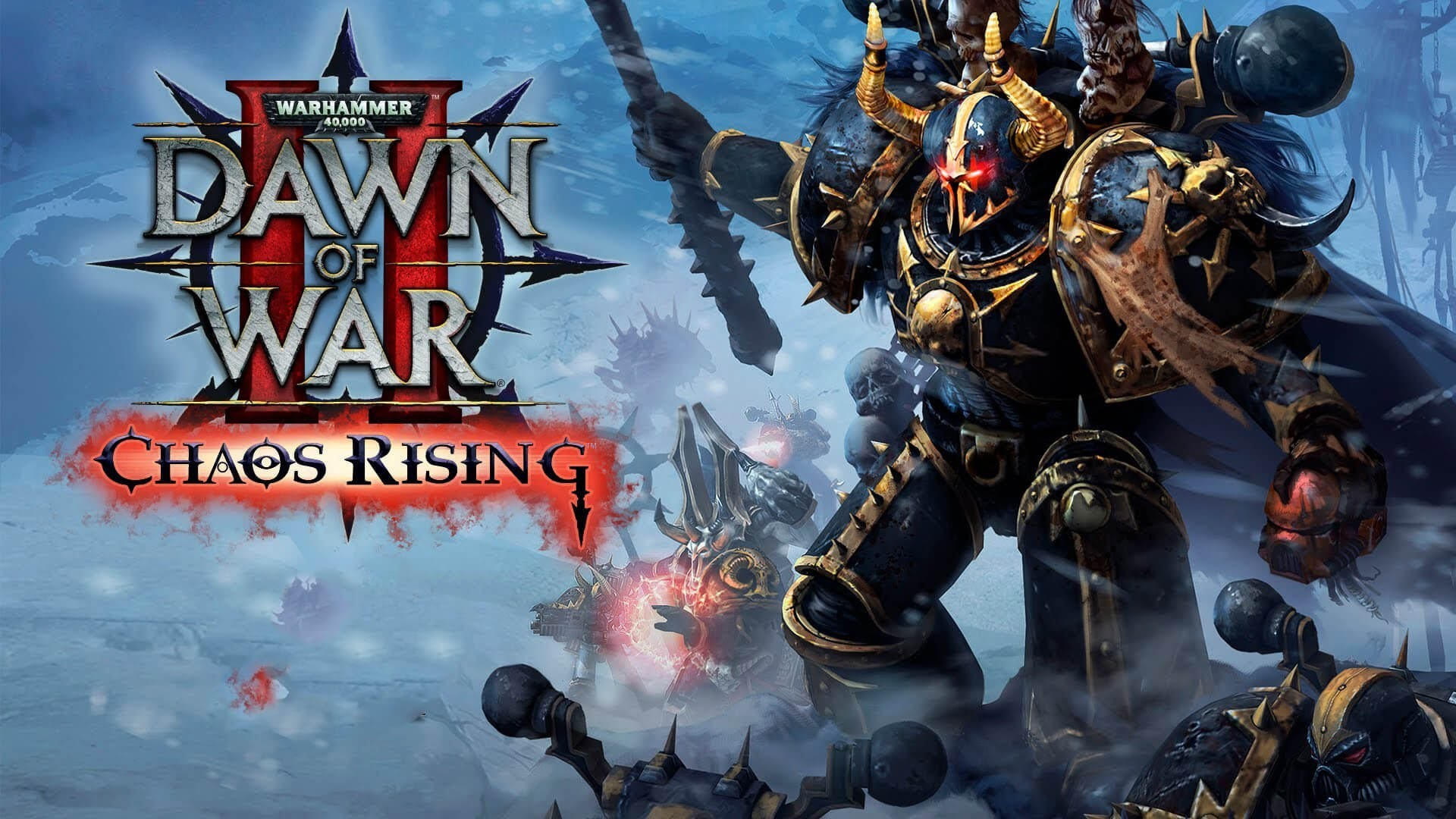 1920x1080 Let's Play Warhammer 40,000: Dawn of War II - Chaos Rising [Part 1] - Chaos
