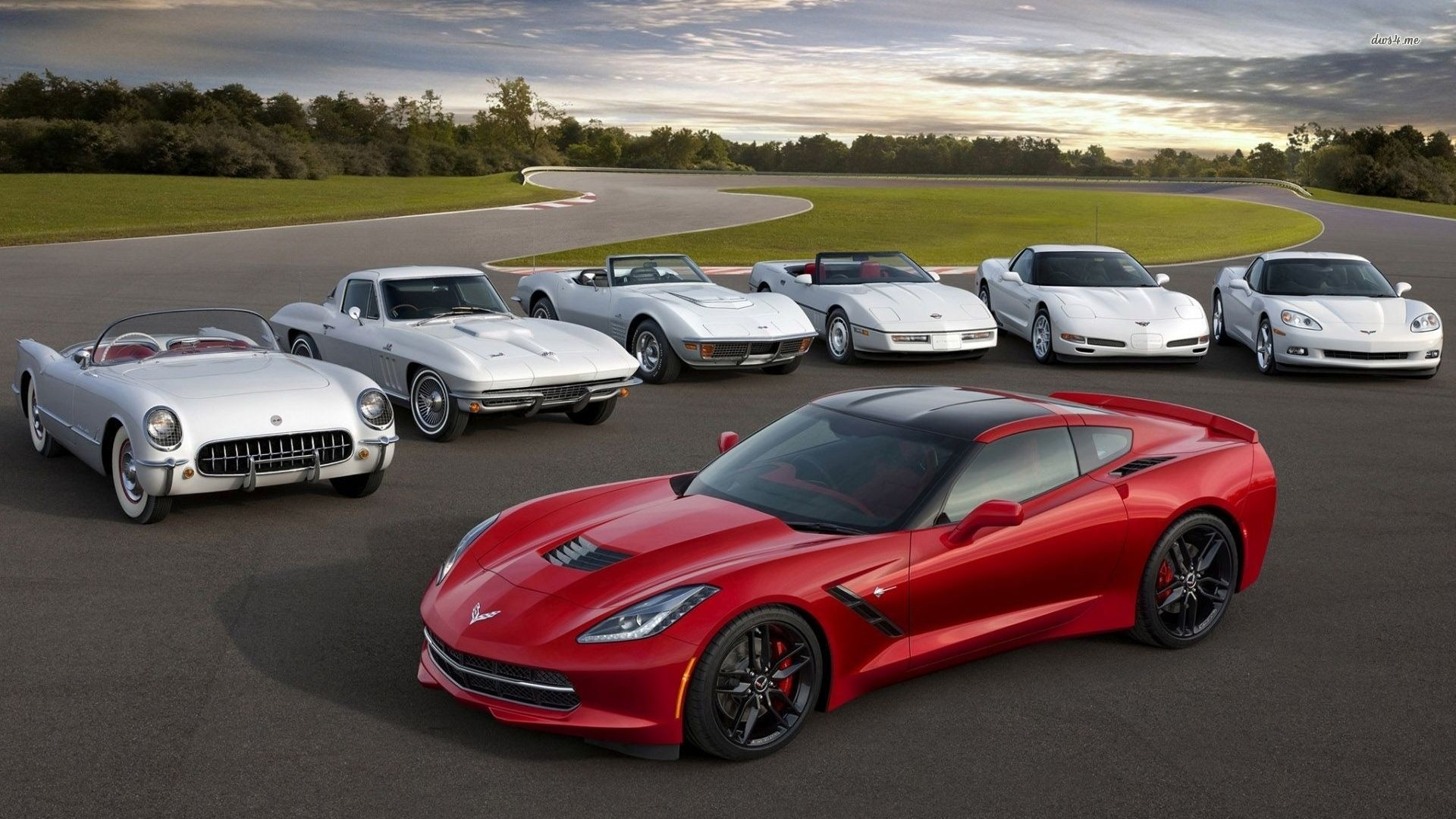 Corvette Stingray 2018 Wallpaper HD (74+ images)