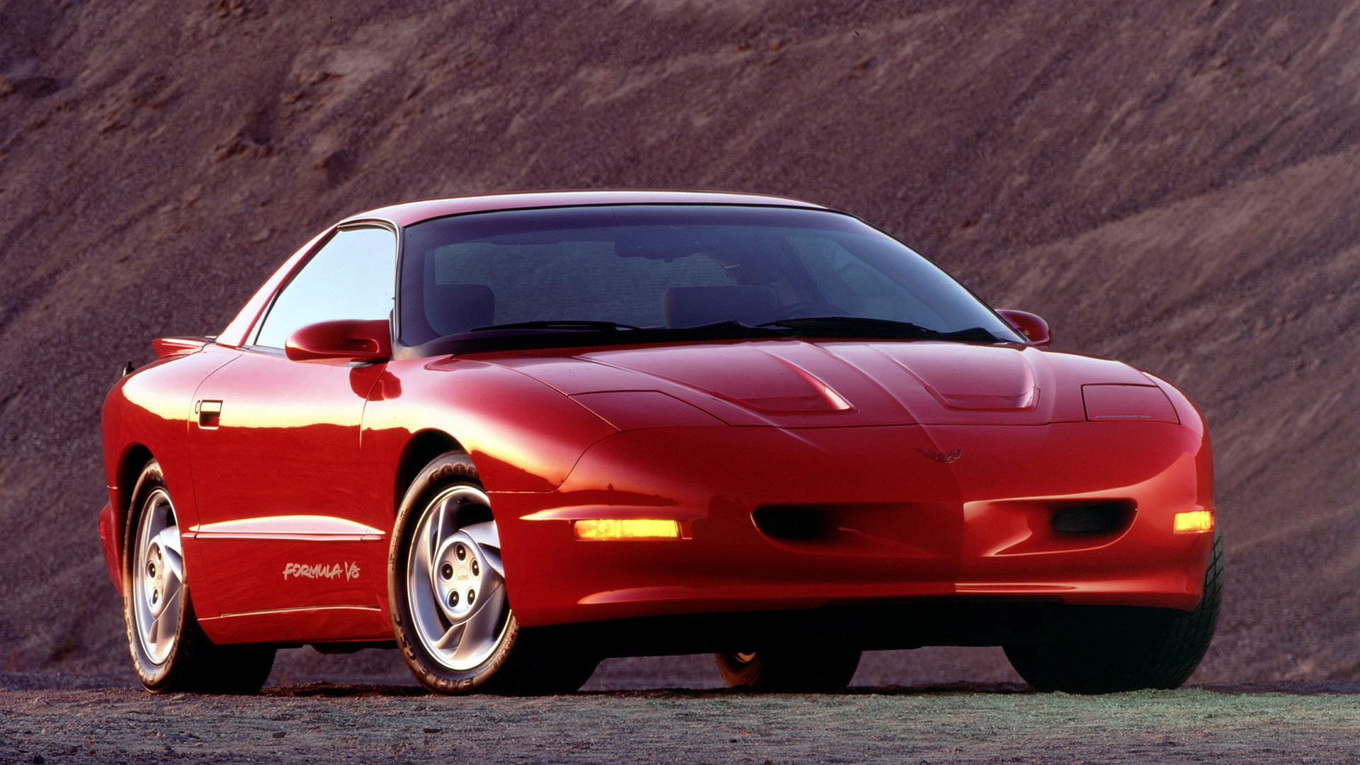 1920x1080 Pontiac Firebird Wallpaper 12 - 1920 X 1080