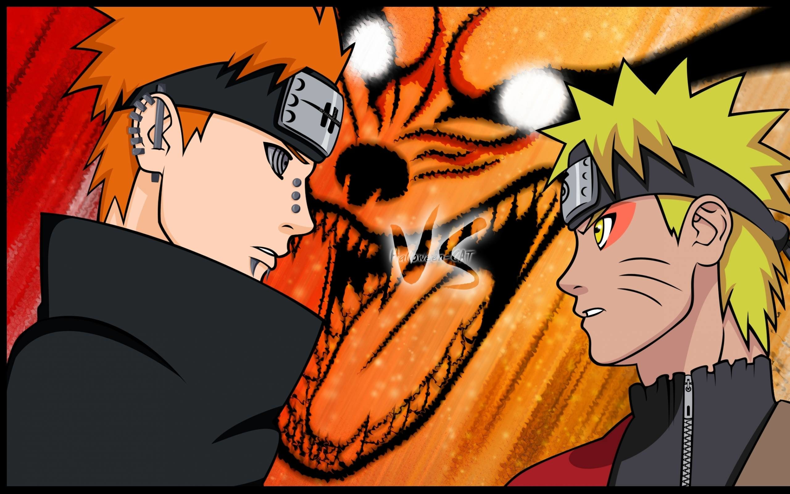 2560x1600 Naruto Uzumaki Sage Mode 21 Backgrounds | Wallruru.