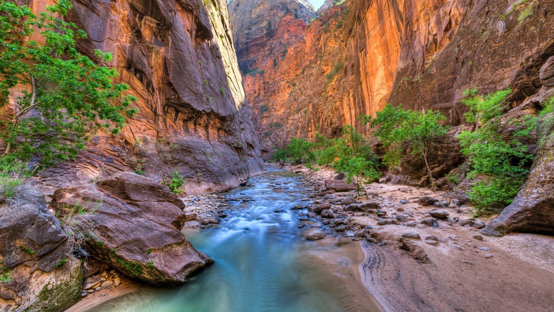 Zion National Park Desktop Wallpaper 66 Images