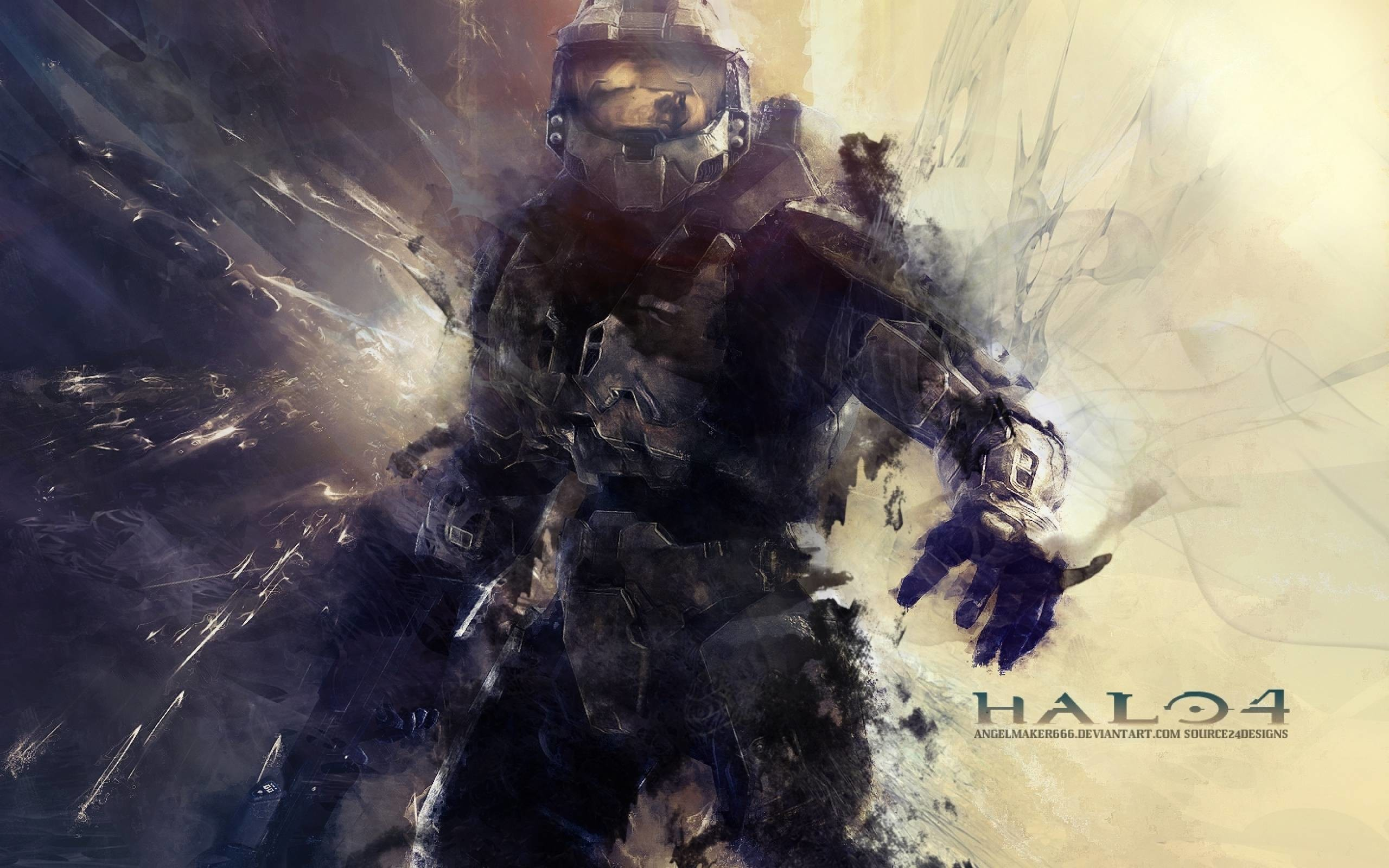 2560x1600 HALO HD Wallpapers and Backgrounds