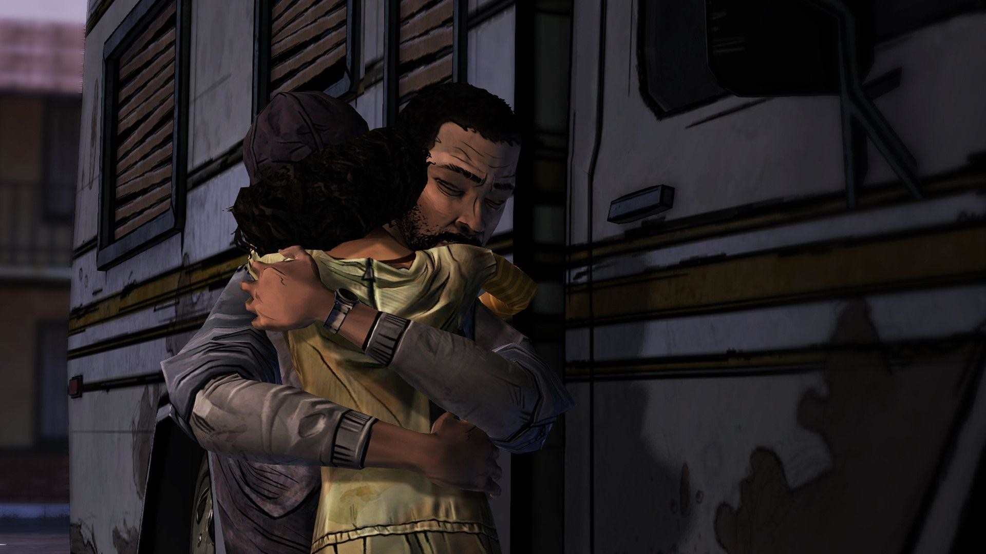 1920x1080 Images For > Walking Dead Game Iphone Wallpaper