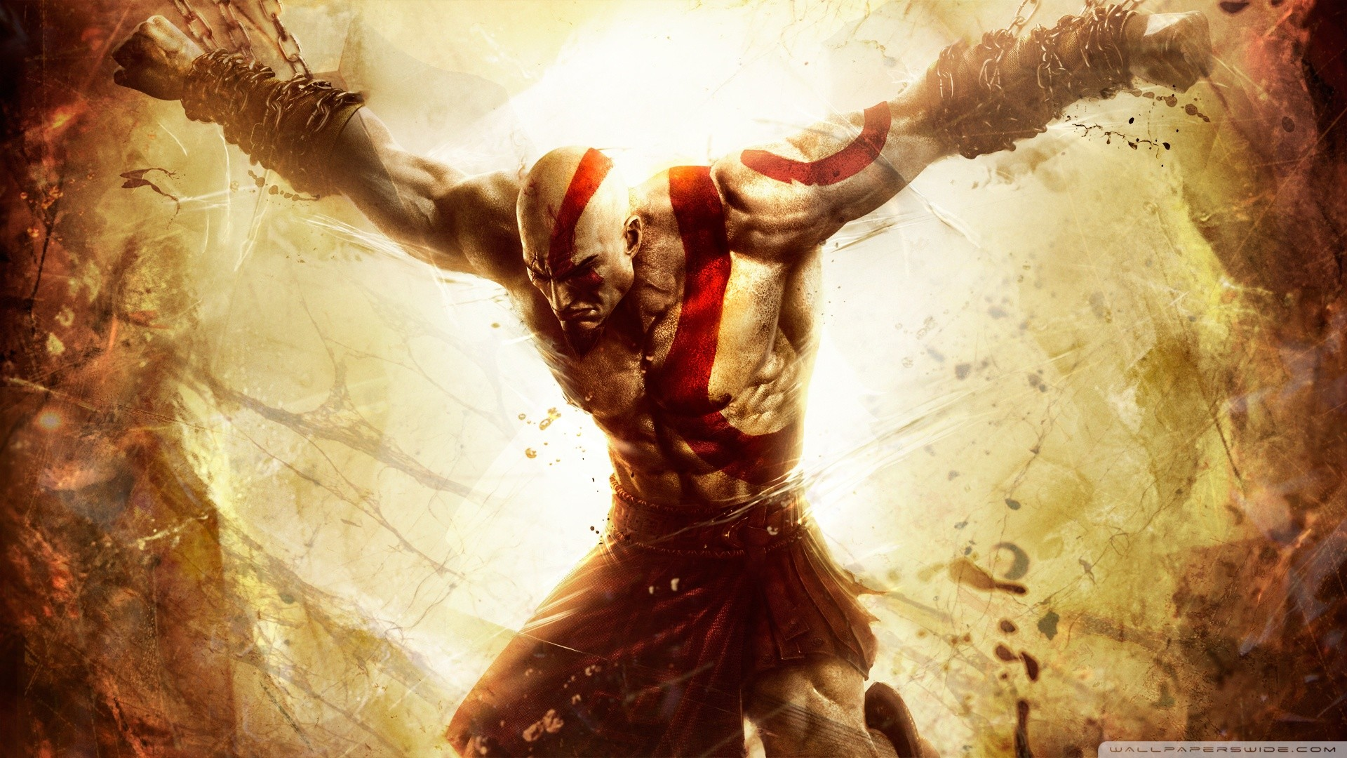 1920x1080 God of War Ascension HD Wide Wallpaper for Widescreen
