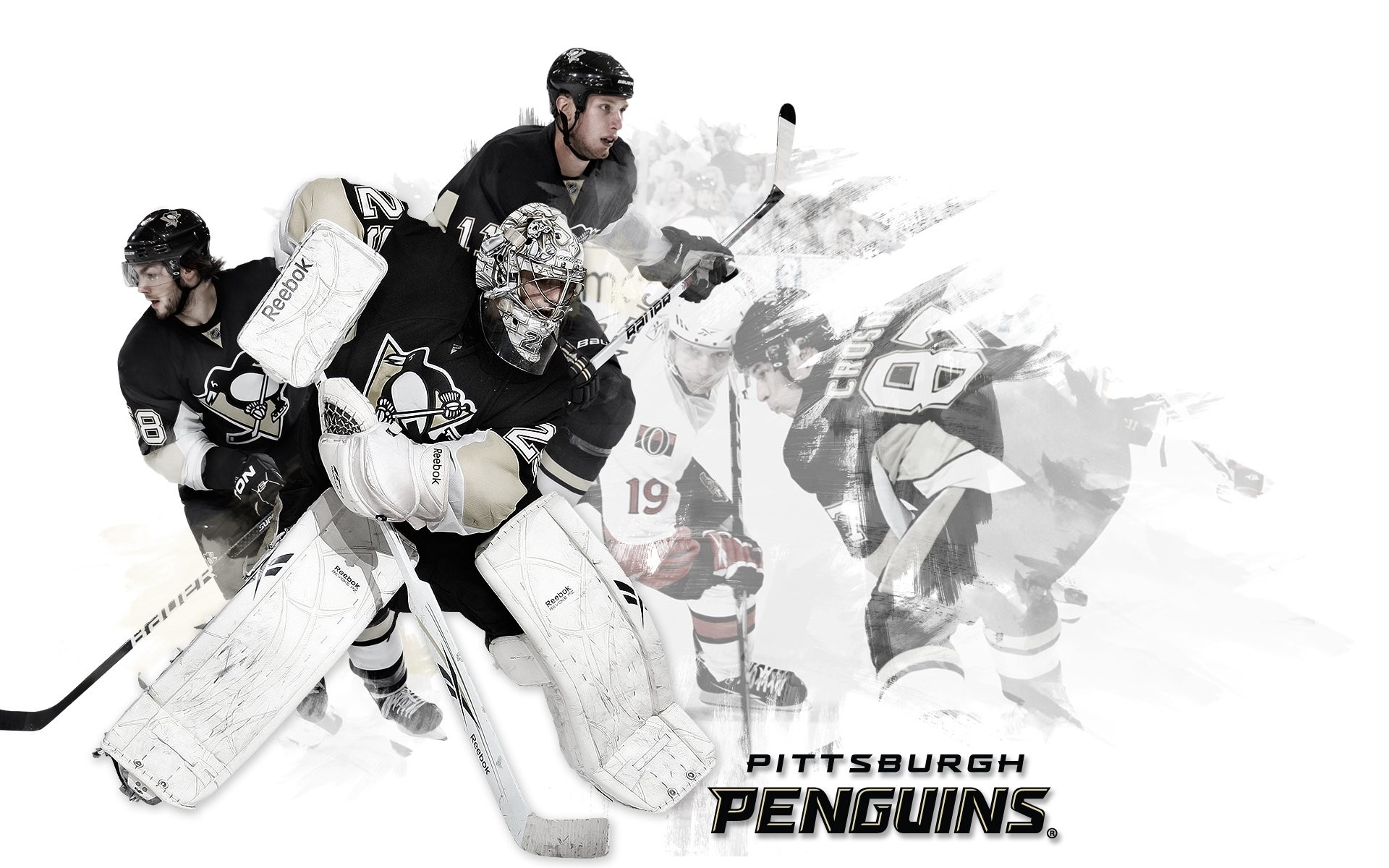1920x1200 Sports - Pittsburgh Penguins Wallpaper