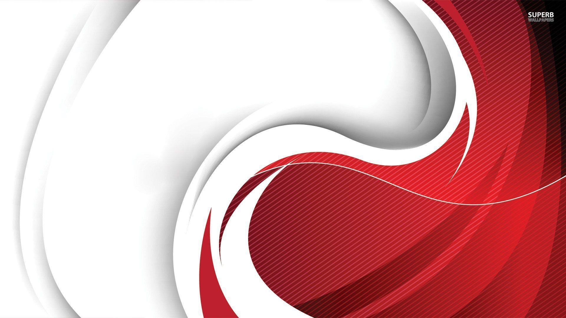 1920x1080 White And Red Abstract Background Pictures 5 HD Wallpapers .