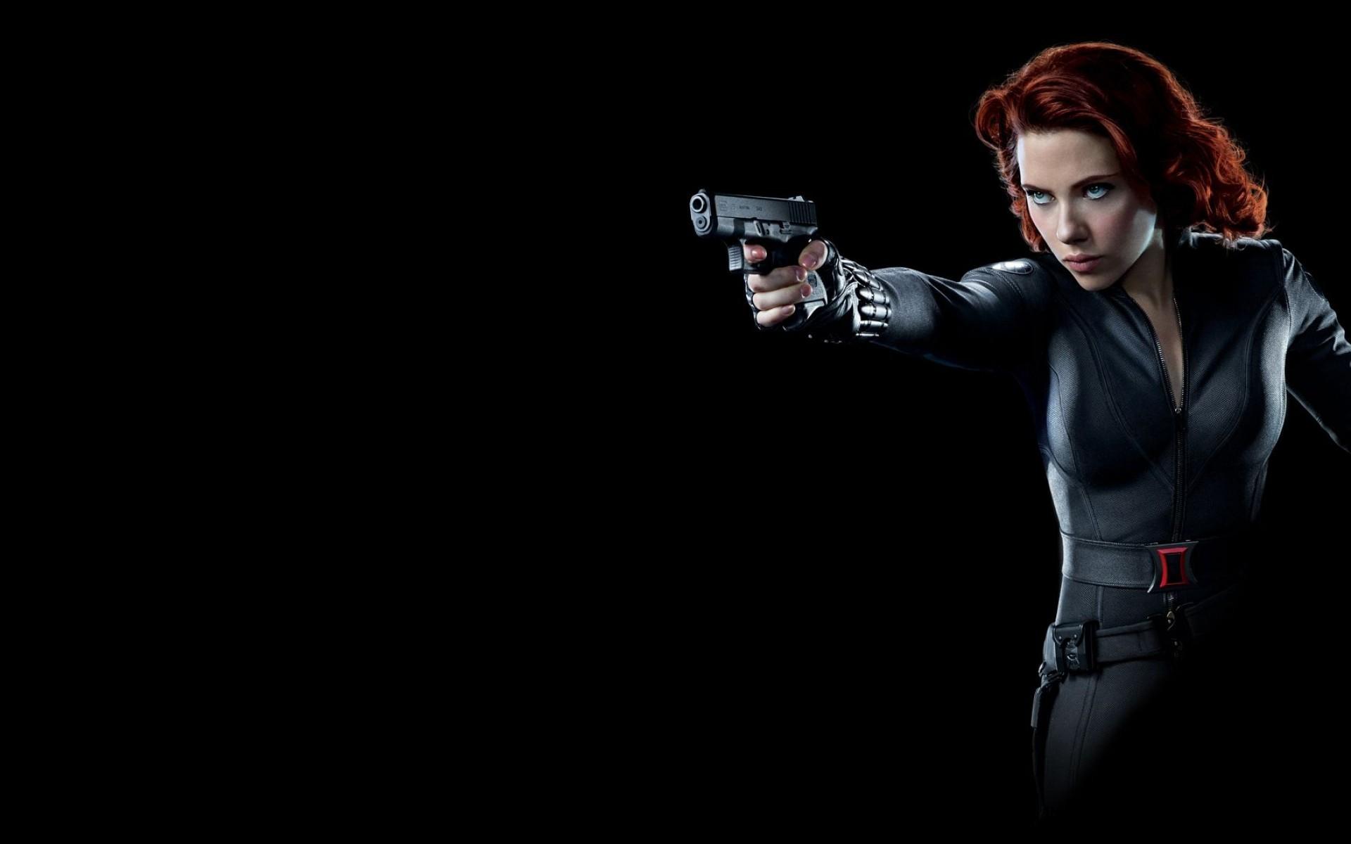 Scarlett Johansson Iron Man o