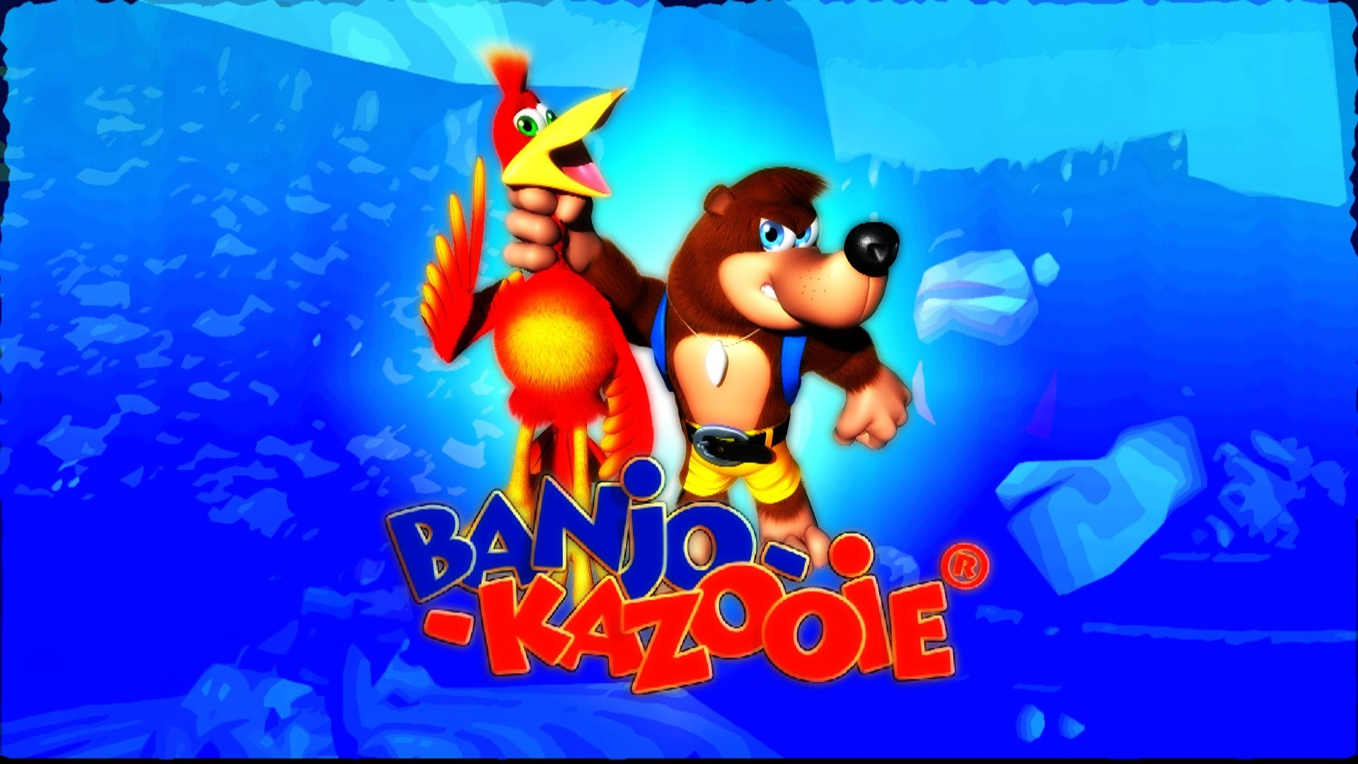 Banjo Kazooie Wallpapers (79+ images)
