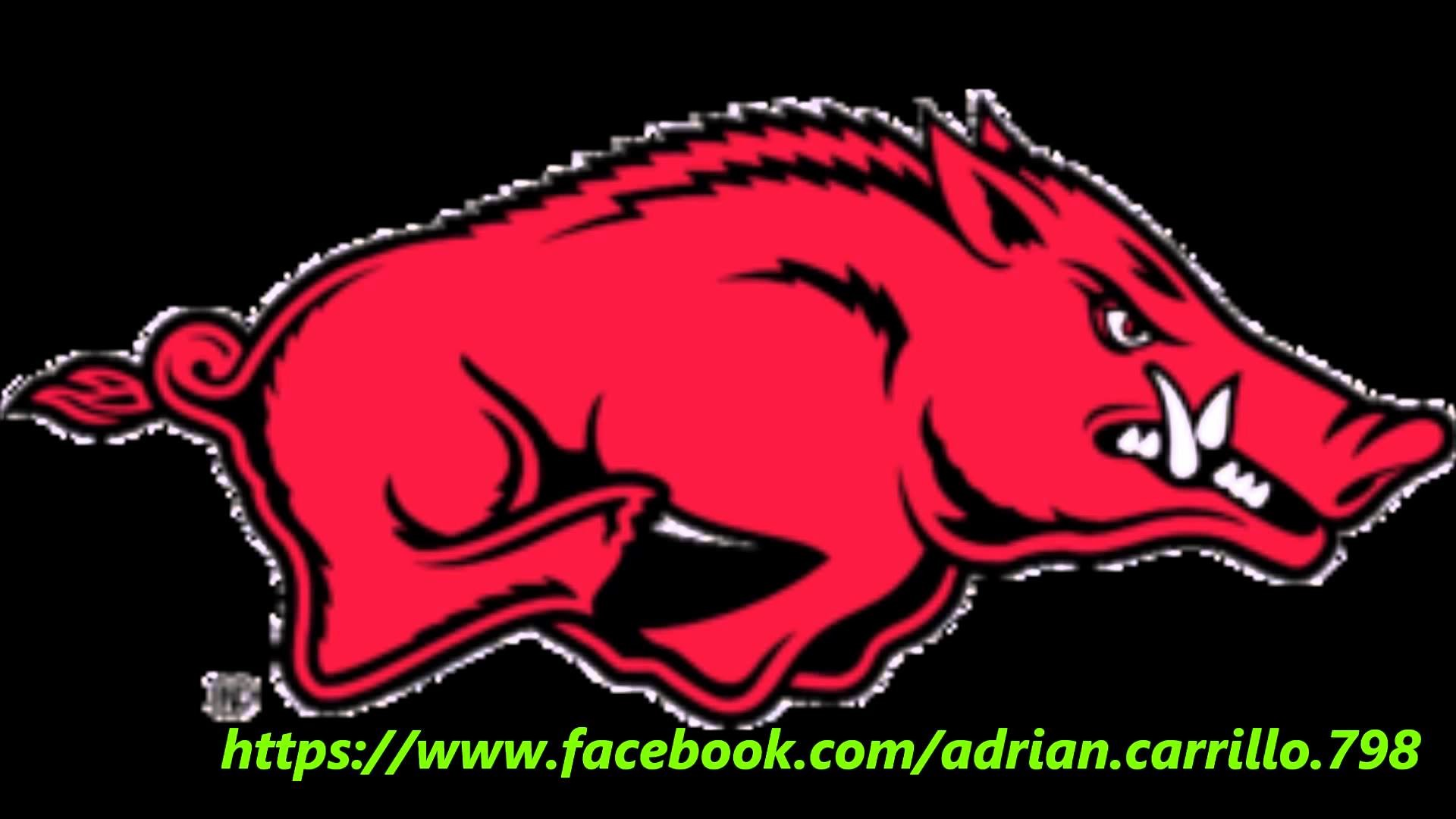 1920x1080 Arkansas Razorbacks Drum Cadence