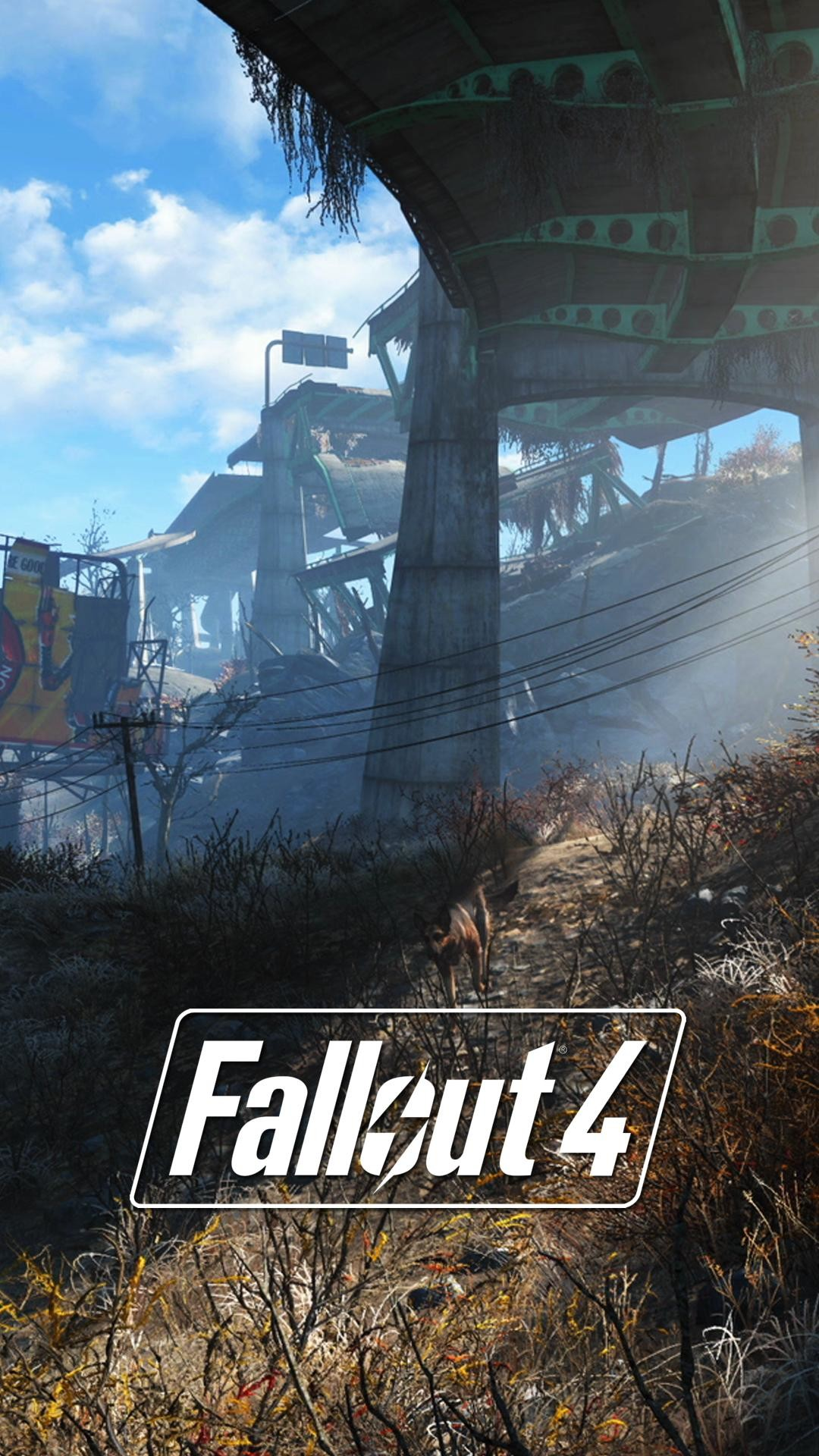 1080x1920 I made some Fallout 4 lock screen wallpapers from E3 stills