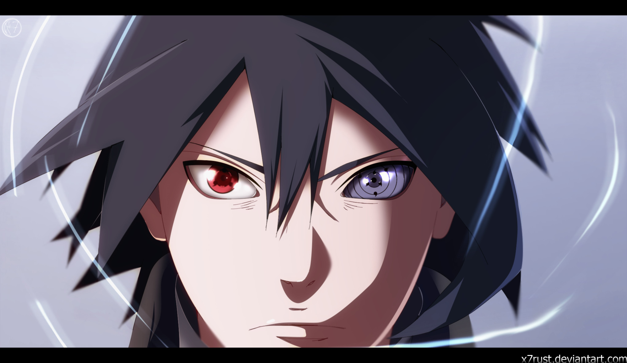 Sasuke uchiha rinnegan wallpaper 63 images 2041x1180 hd wallpaper background id605504 voltagebd Image collections