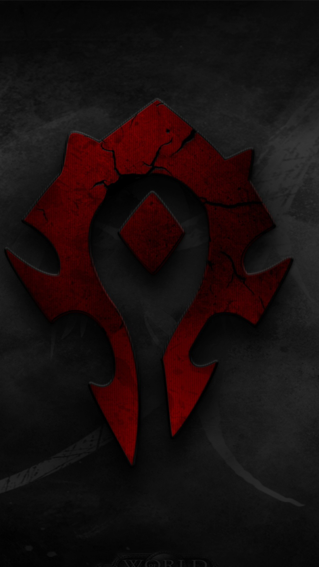 1080x1920 The Horde Mobile Phone Wallpaper | ID: 13524