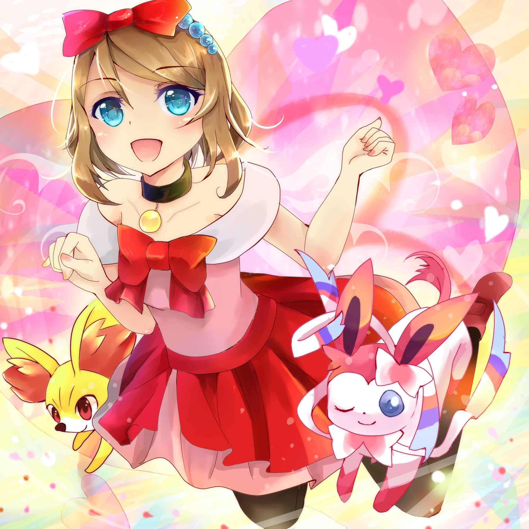 Pokemon VGGTS pics - Page 4 |Pokemon Serena Gts