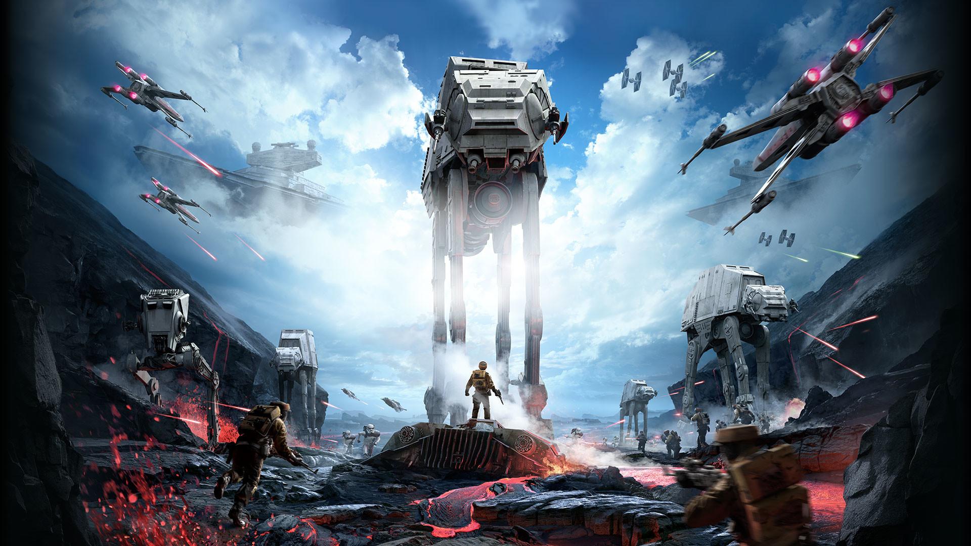 Star Wars Battlefront 1920x1080