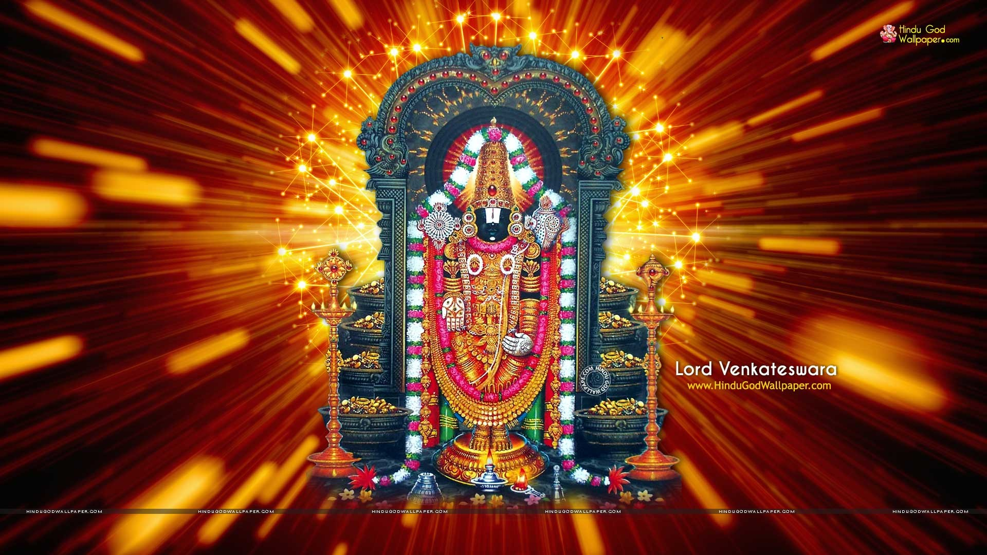 Venkateswara Swami Photos 4k For Pc: Hindu God HD Wallpapers 1080p (68+ Images